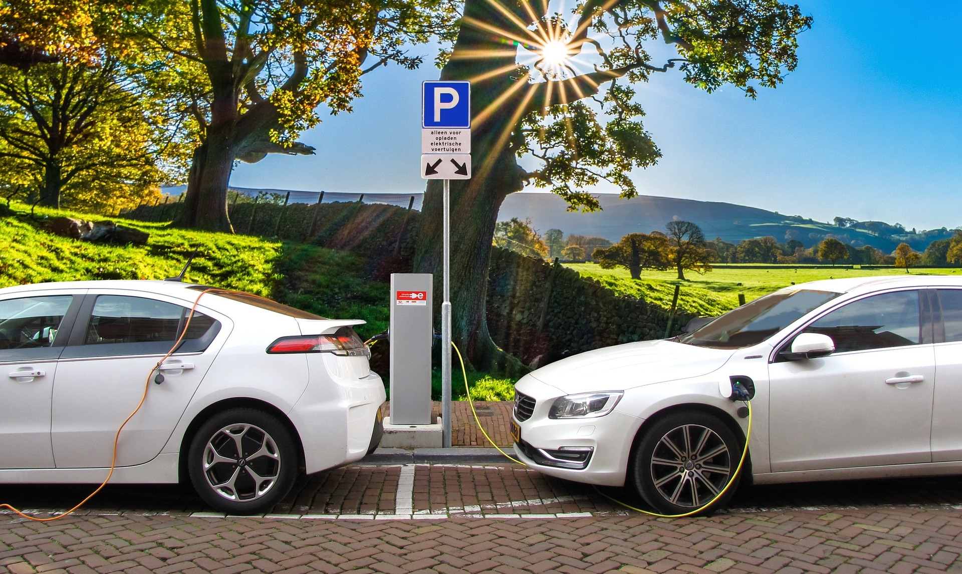 Electric Cars Charging Point