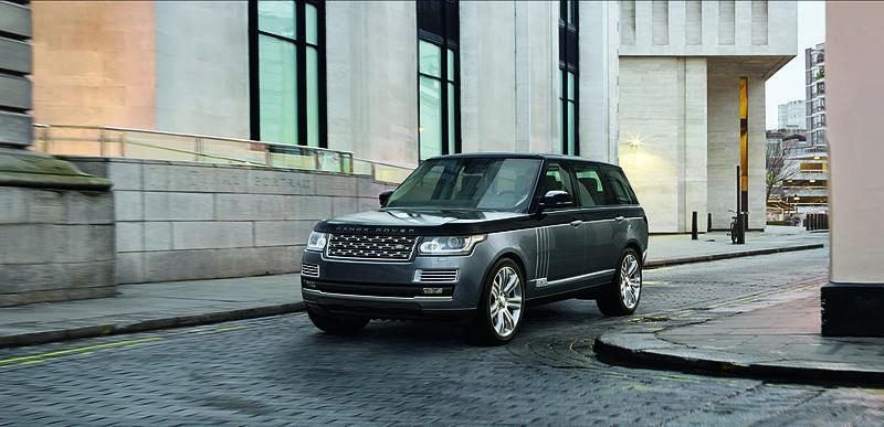 Range Rover SVAutography