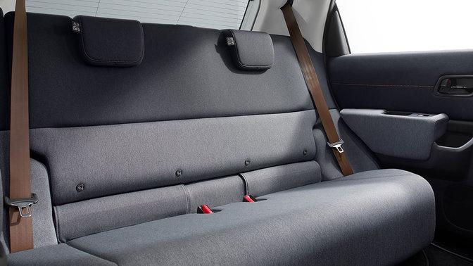 Honda e practicality