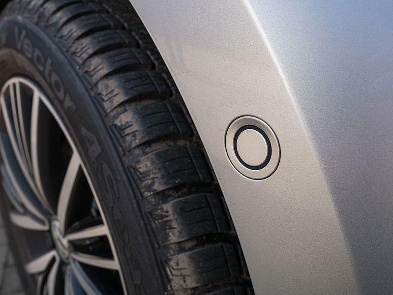 parking sensors front