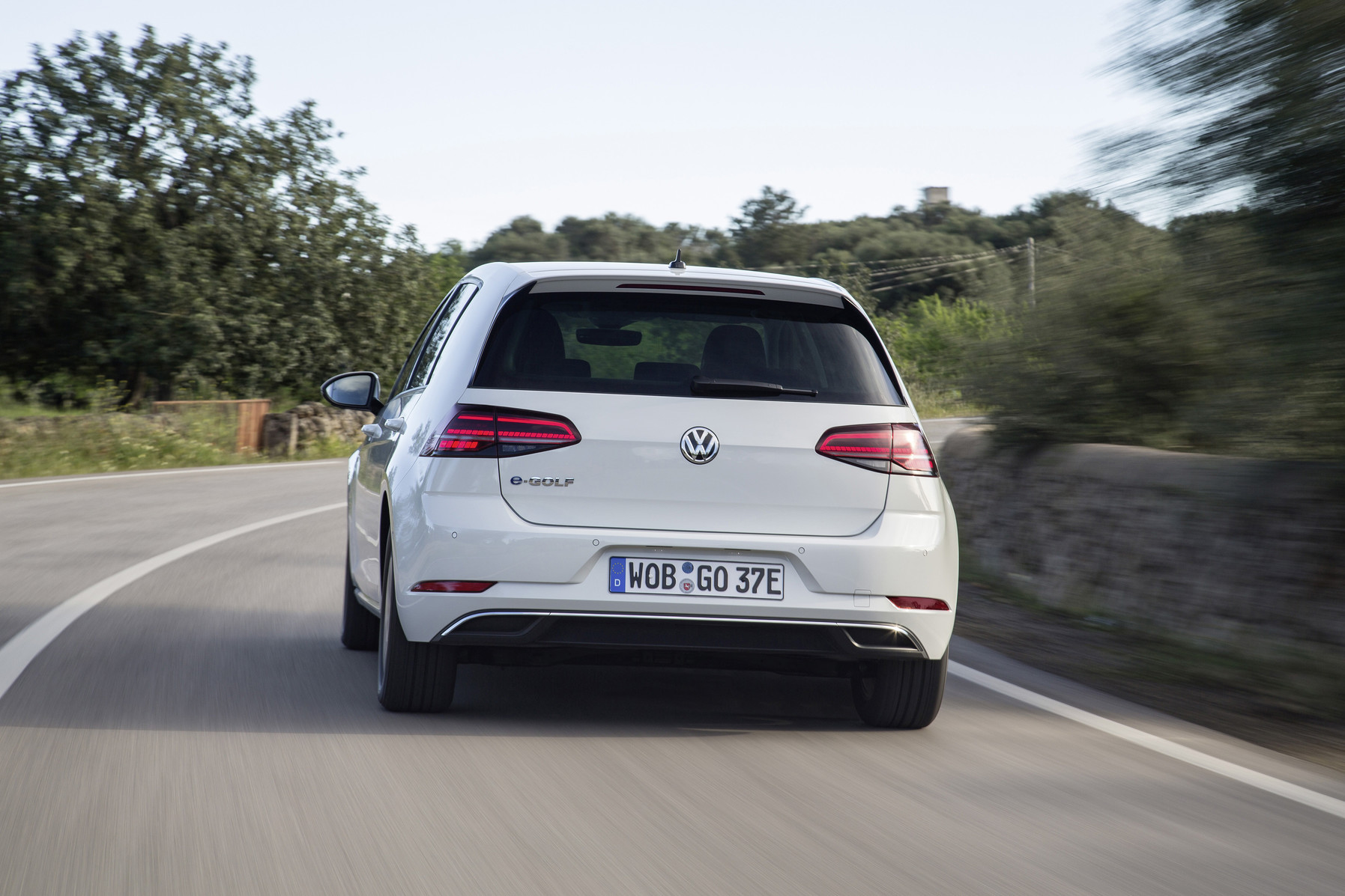 We review the Volkswagen e-Golf to see just how good an electrified classic hatch can be