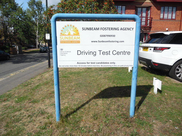 driving test centre