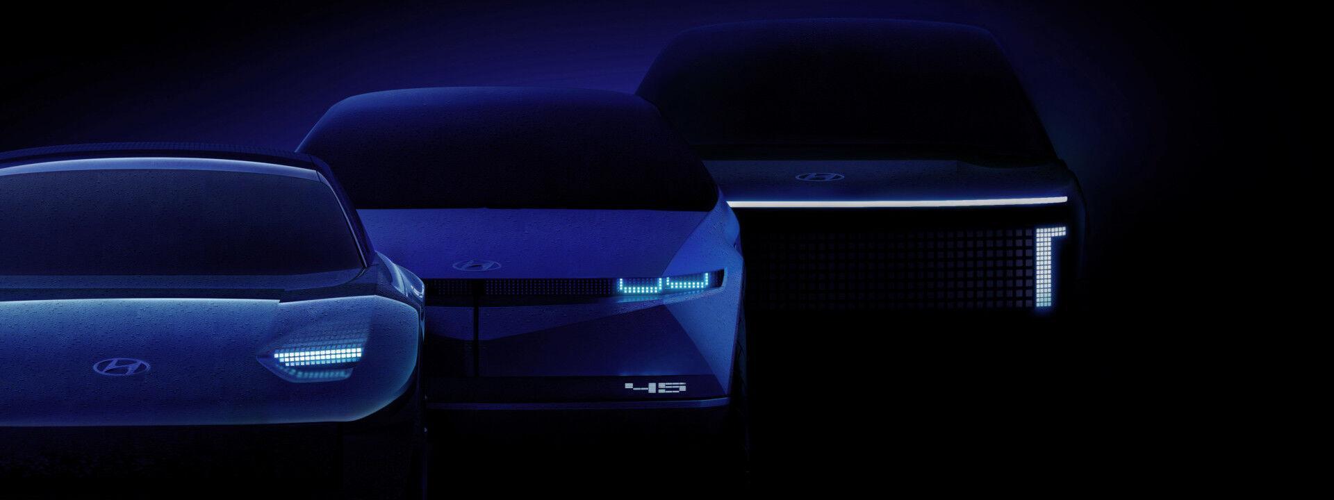 Hyundai Ioniq sub brand