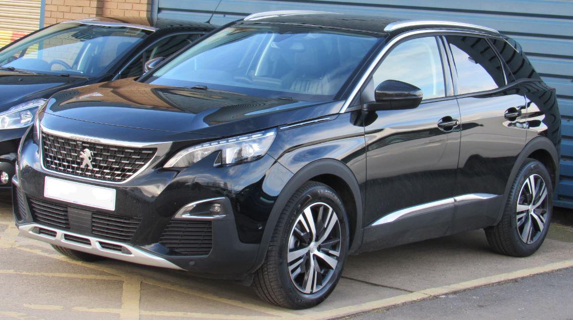 Cheap practical cars - Peugeot 3008