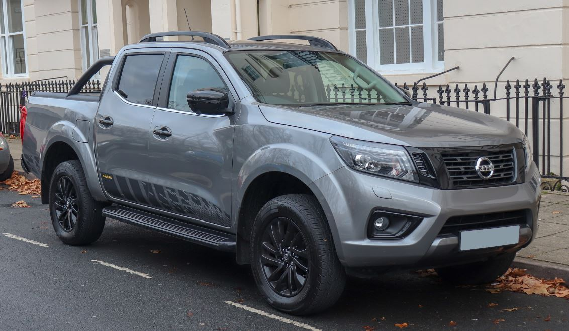 Best pickup trucks - Nissan Navara