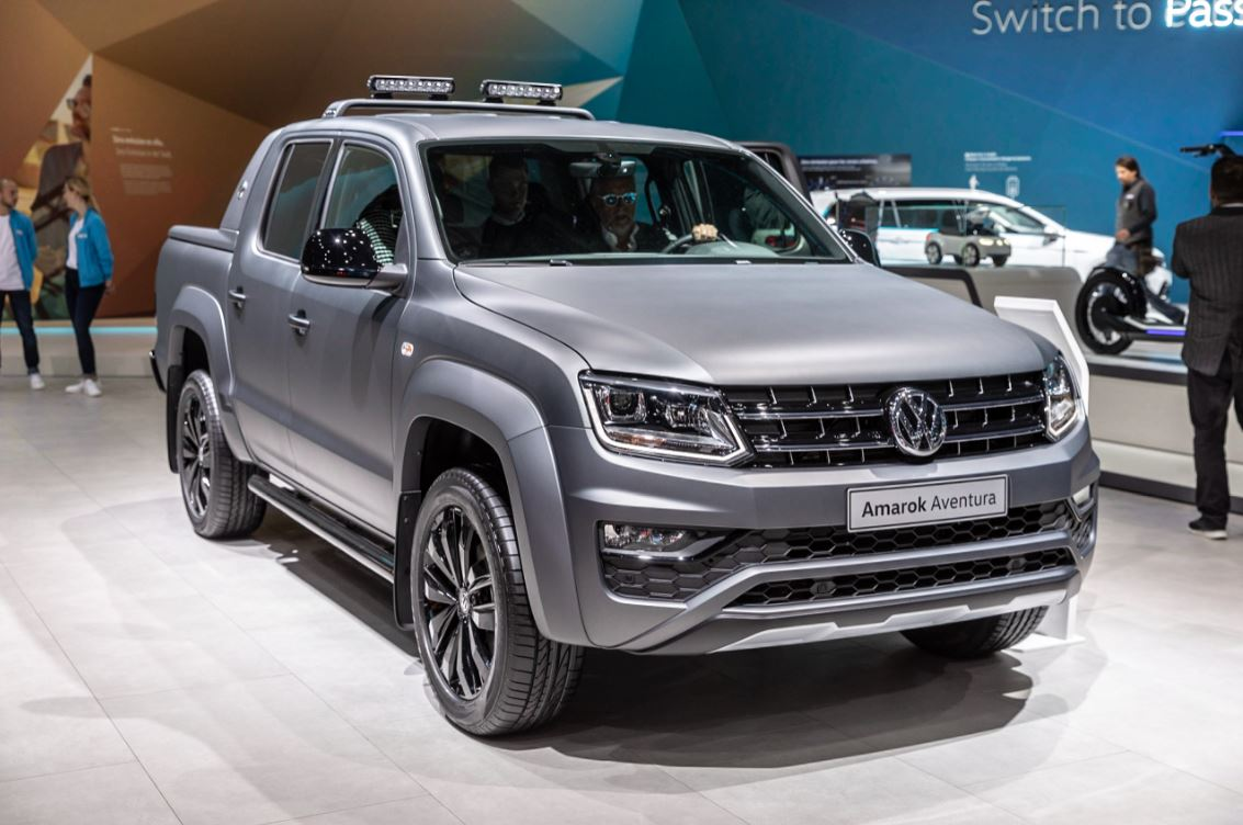 Best pickup trucks - VW Amarok