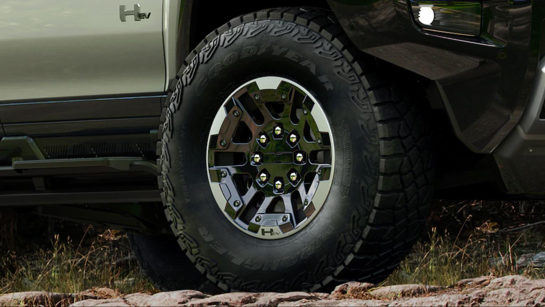 Hummer Electric Supertruck 3