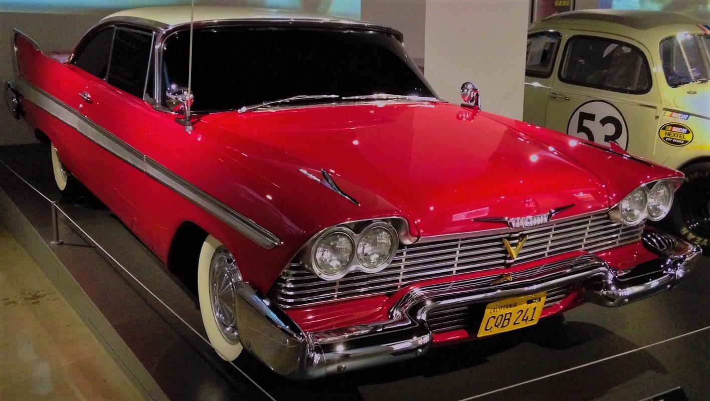 Killer Cars - Plymouth Fury, Christine
