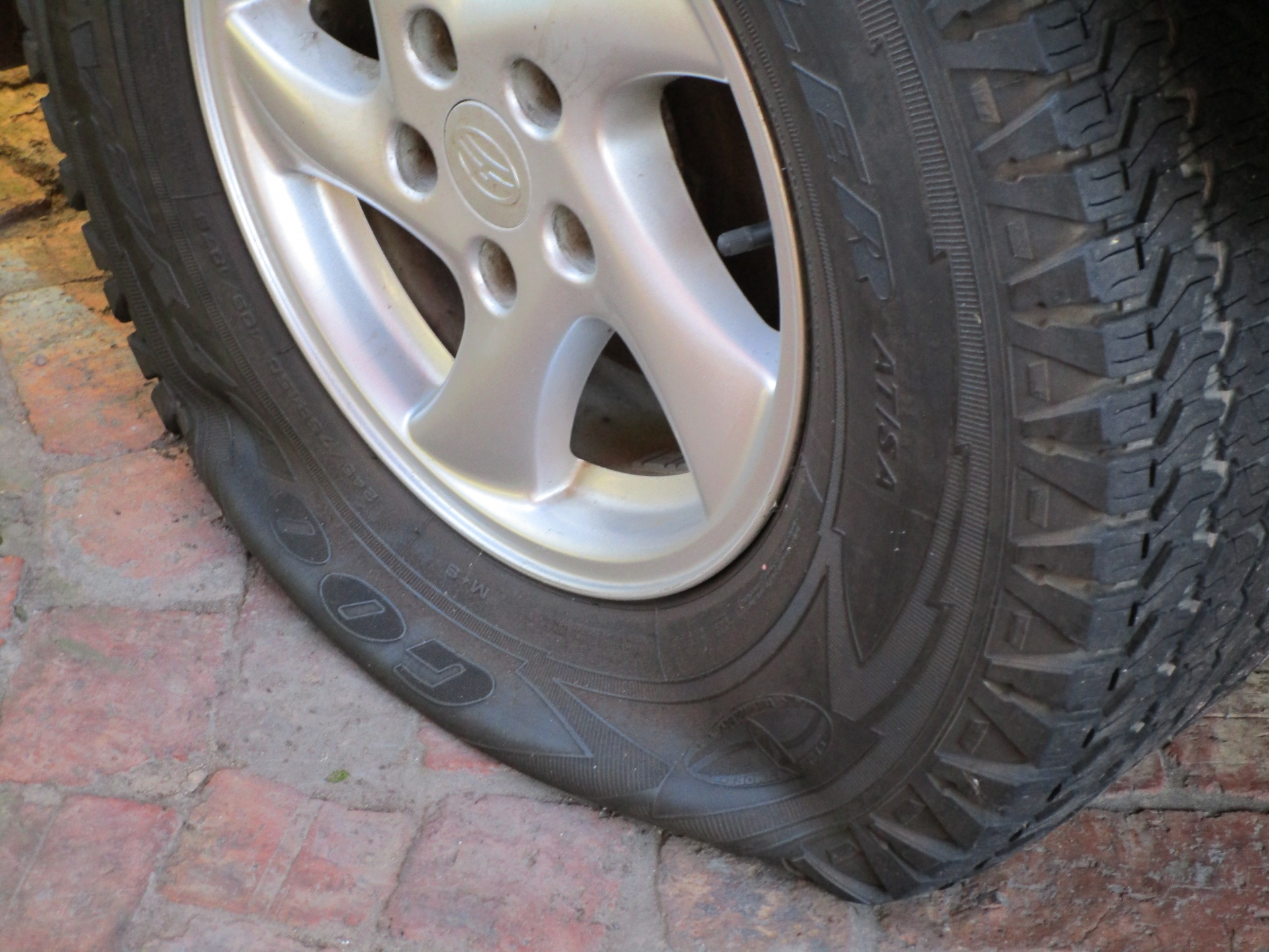common motoring offences defective tyres
