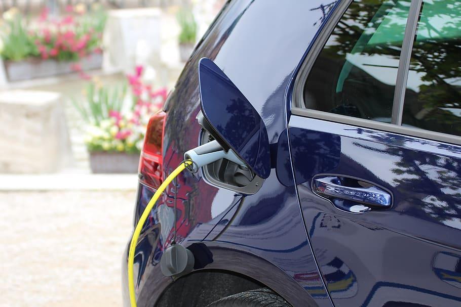 No deal Brexit electric cars