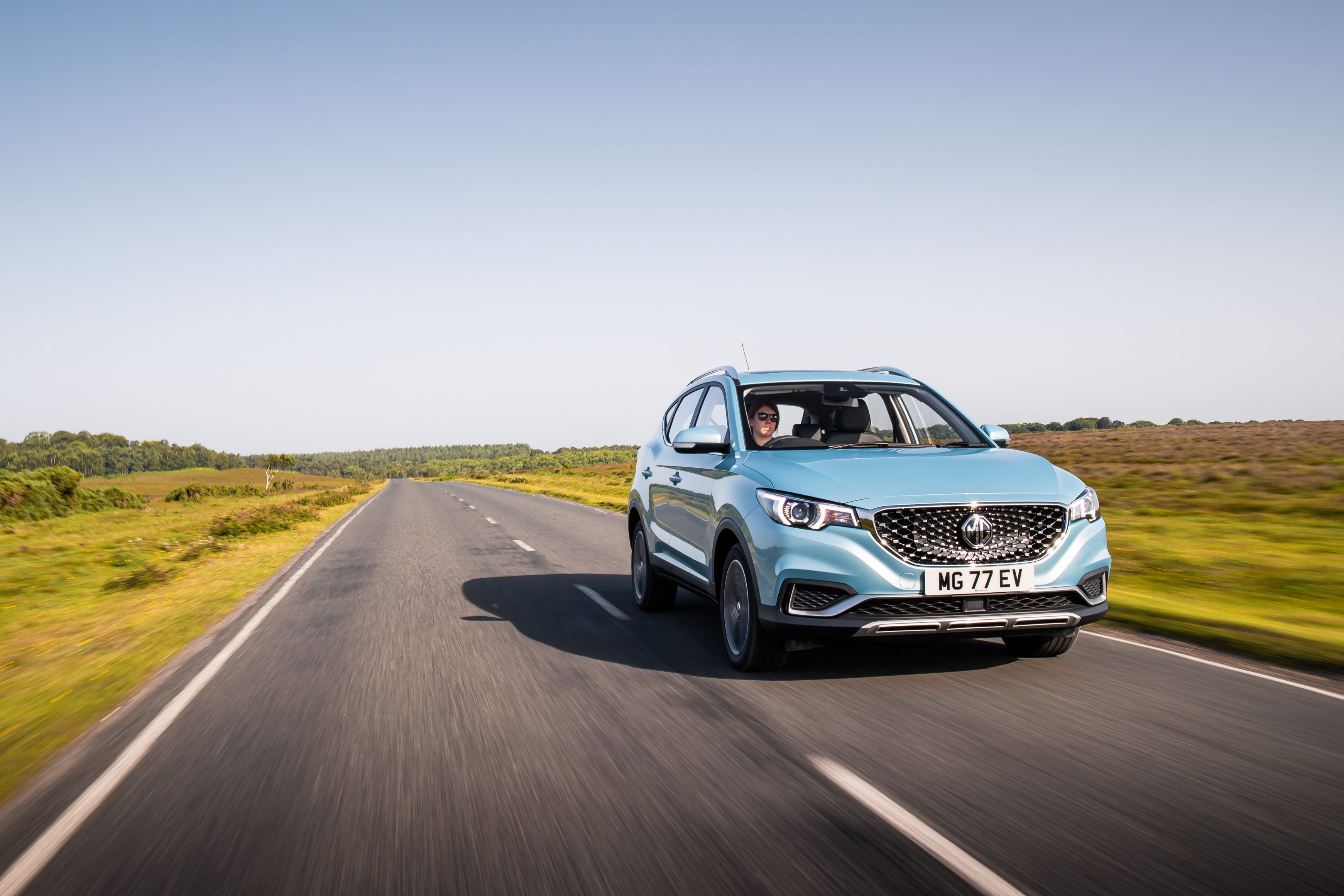 Cheap electric cars - MG ZS EV 1