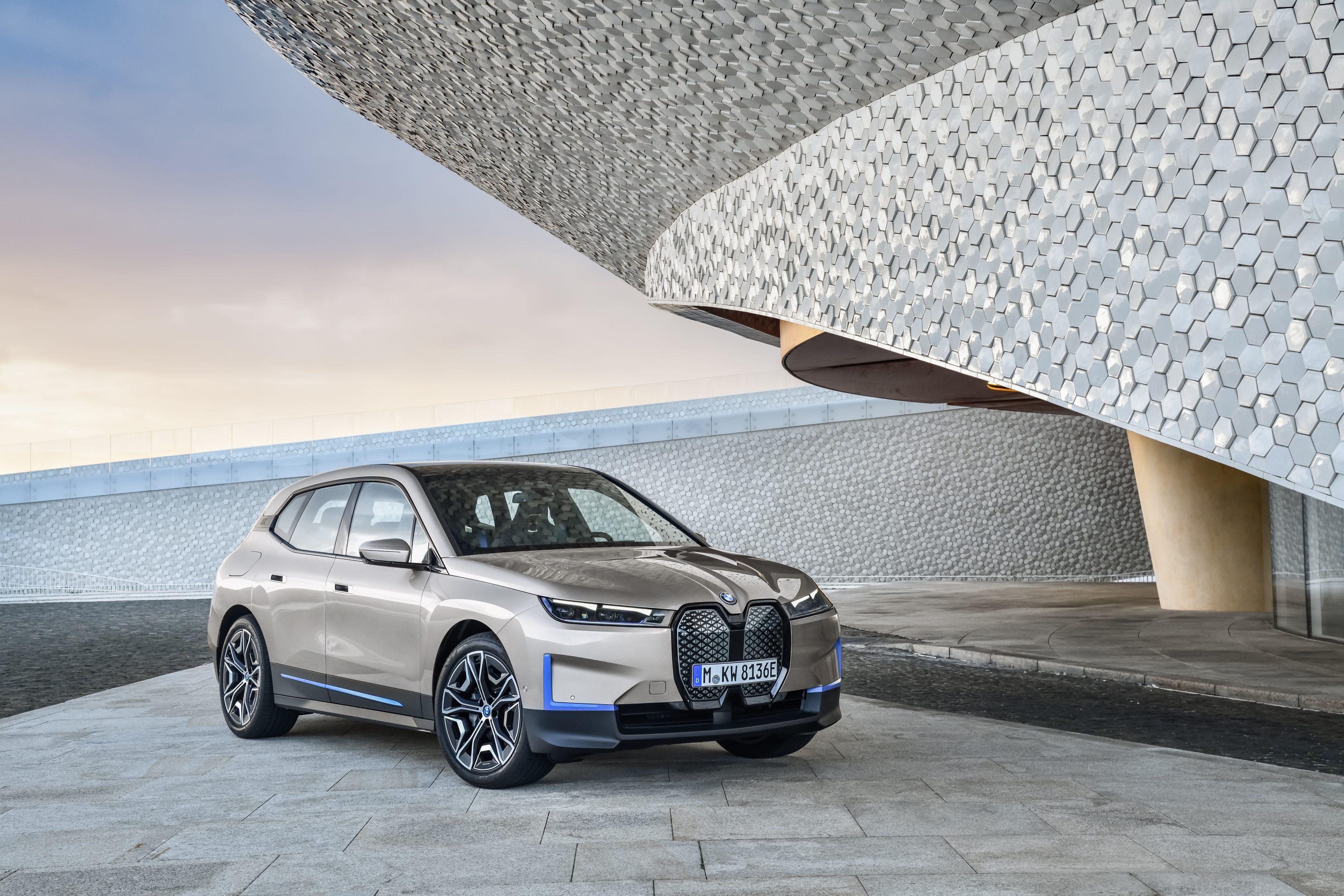 BMW iX 3