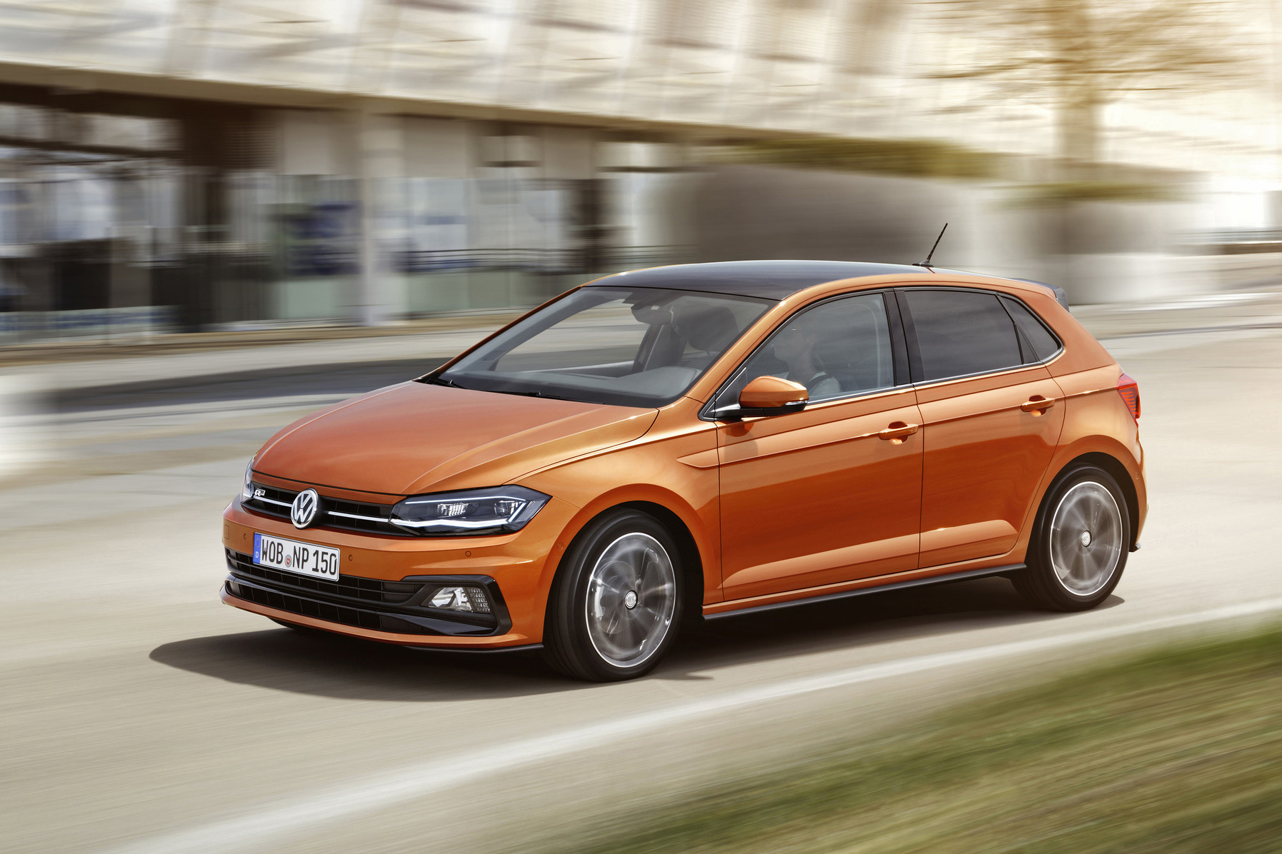 Best-selling cars in the UK - Volkswagen Polo