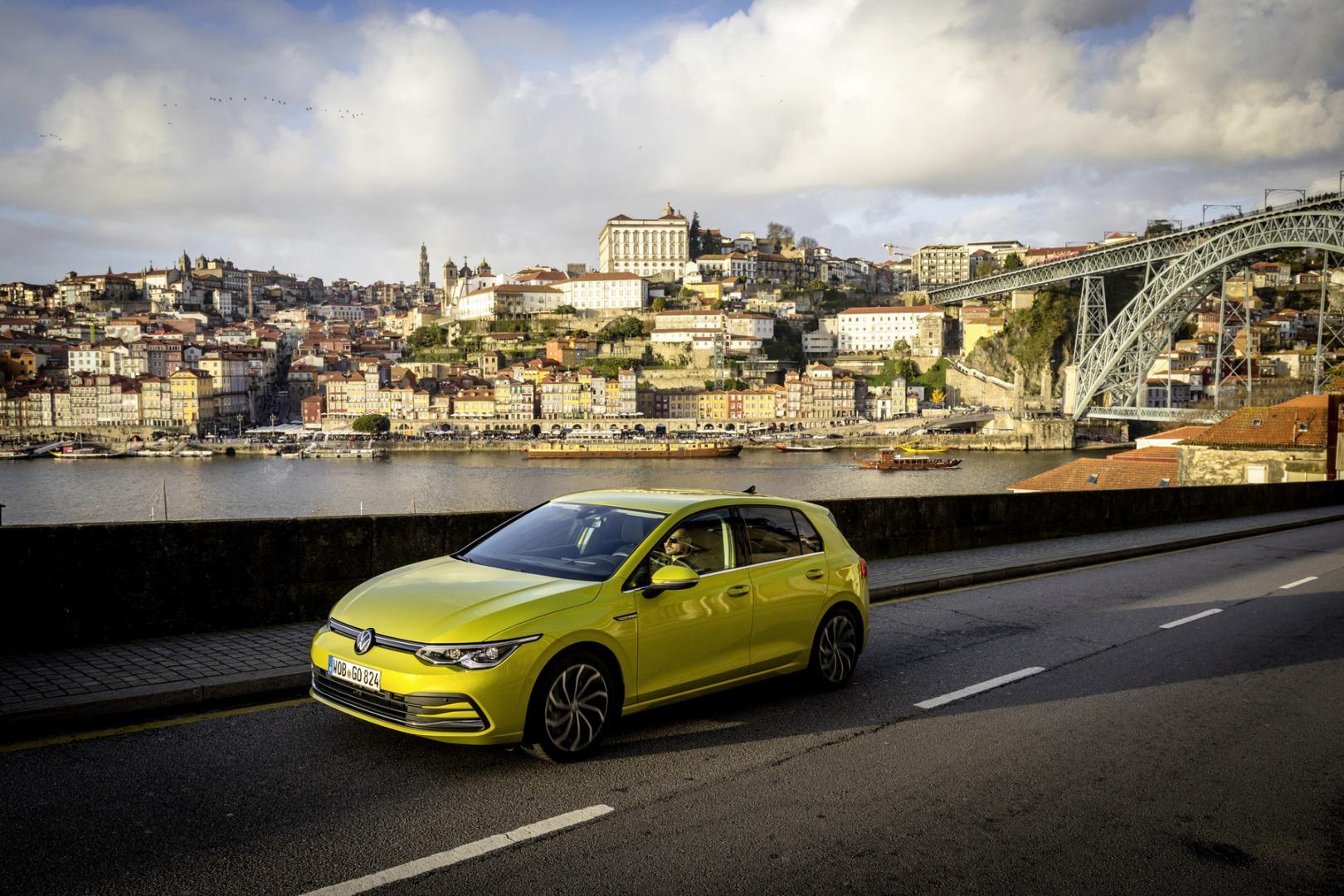 Best-selling cars in the UK - Volkswagen Golf