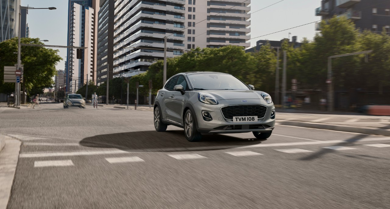 Best-selling cars in the UK - Ford Puma