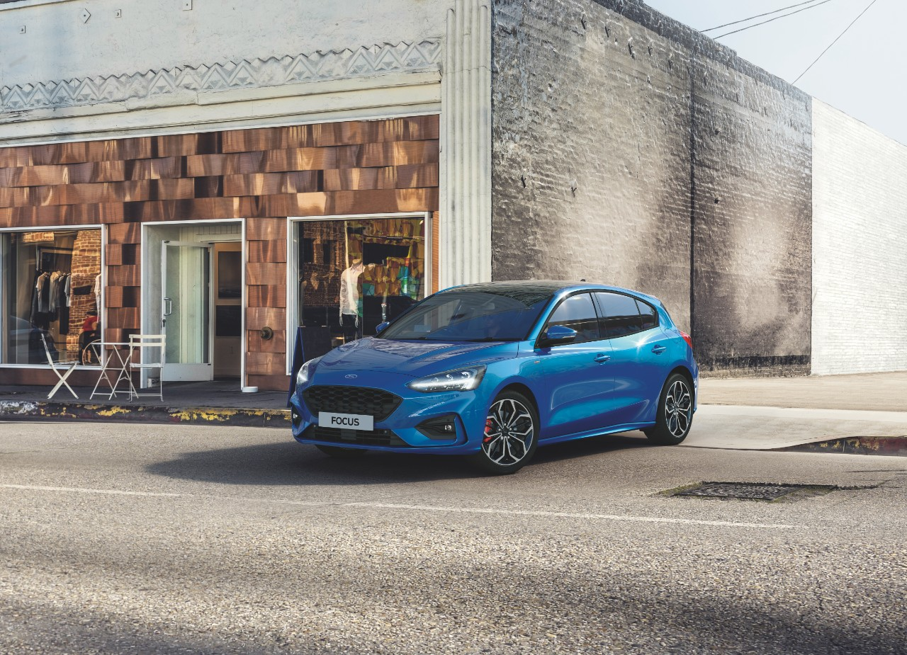 Best-selling cars in the UK - Ford Focus