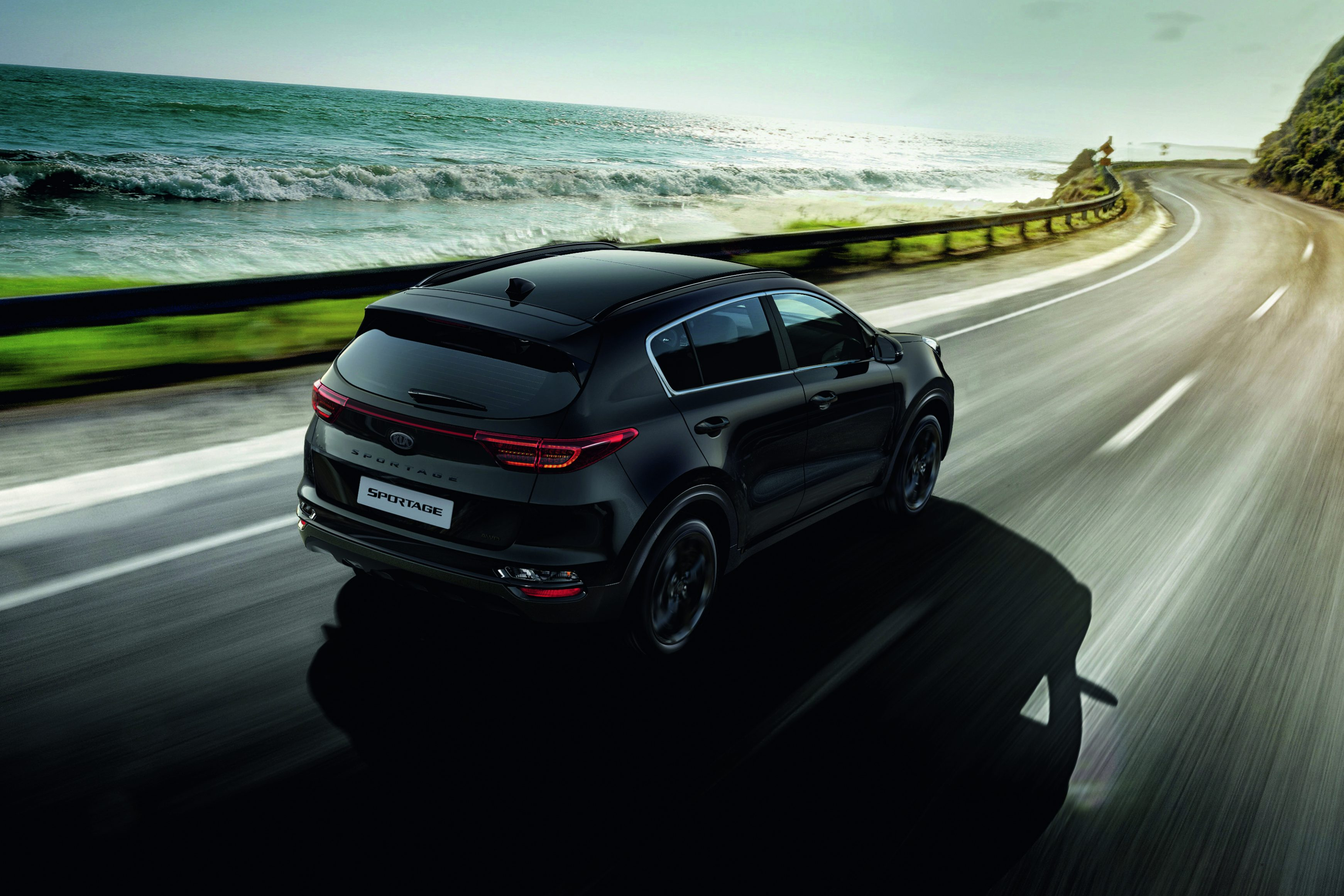 Kia Sportage JBL Black Edition 4
