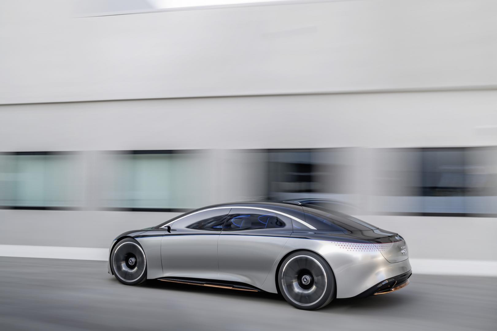 Mercedes-Benz EQS 8