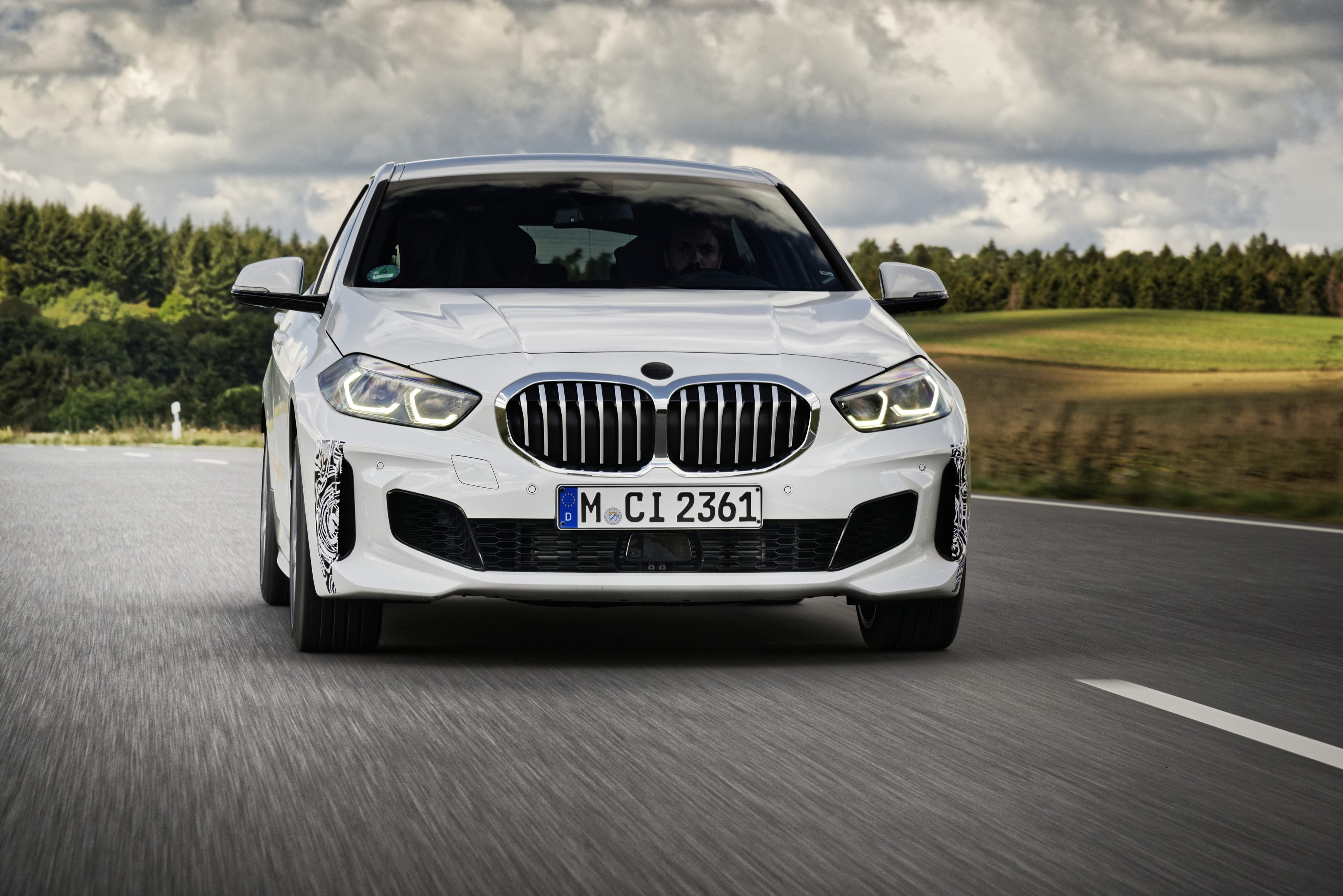 Best-selling cars in the UK - BMW 1 Series