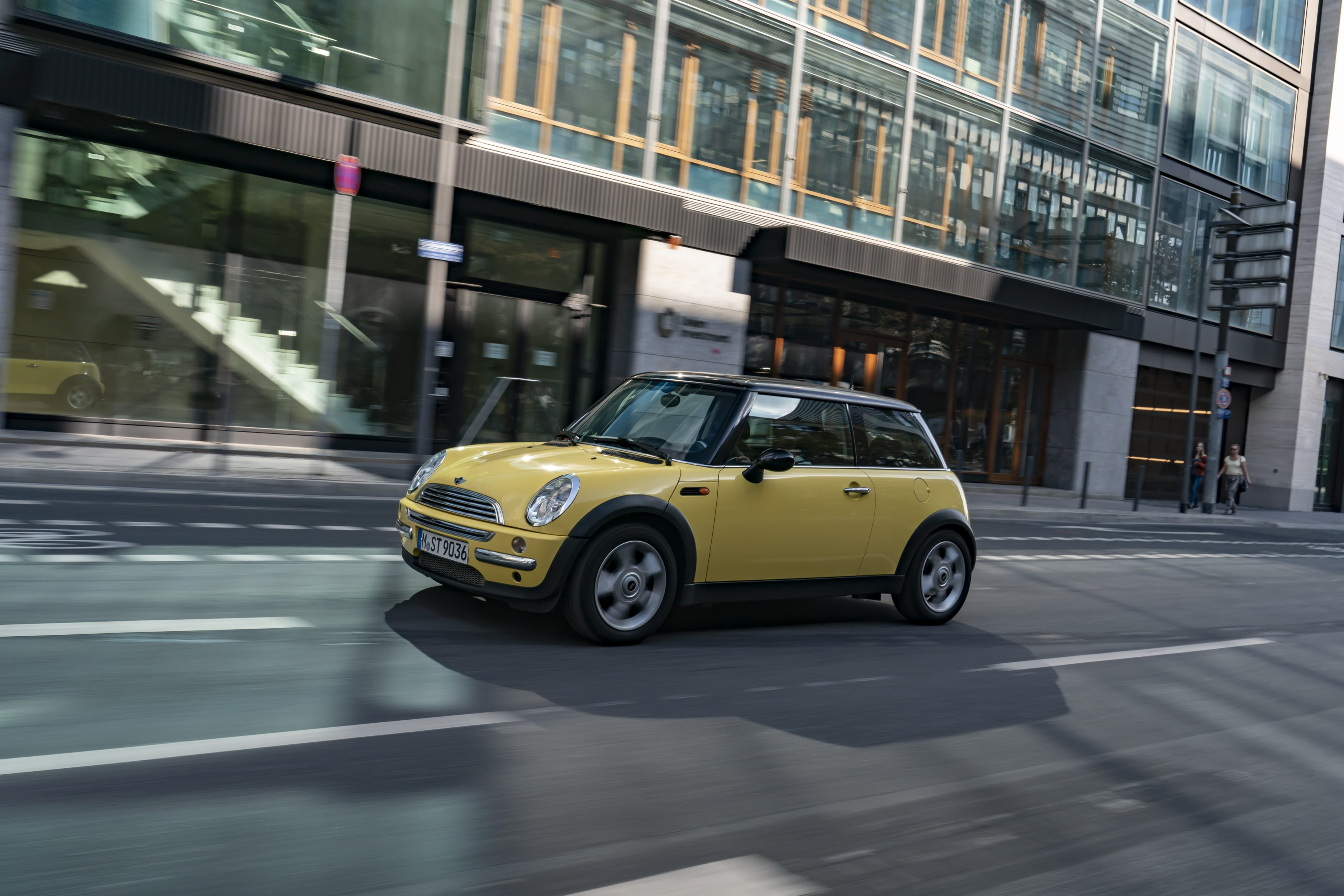 Best-selling cars in the UK - Mini Hatch