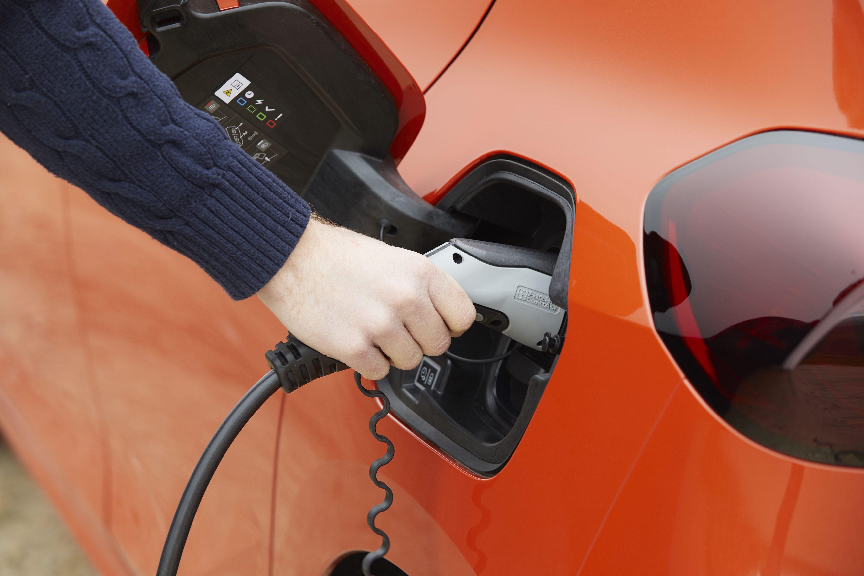 Vauxhall Corsa-e free charging 1