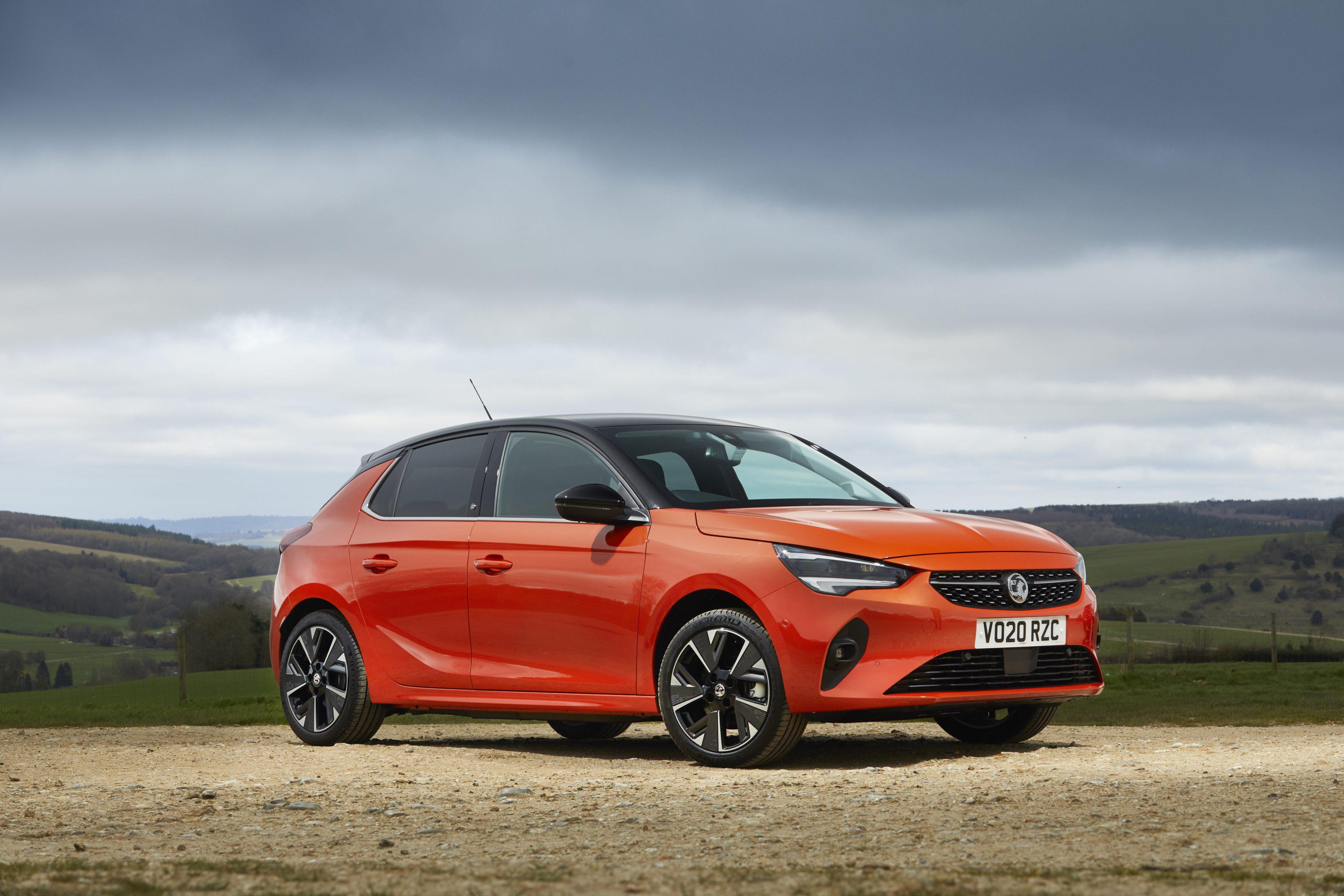 Vauxhall Corsa-e free charging 2