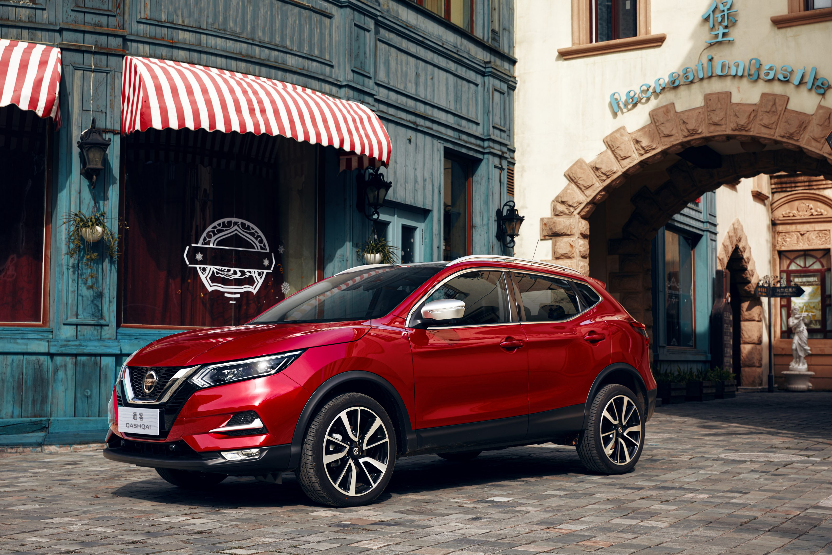 Best-selling cars in the UK - Nissan Qashqai