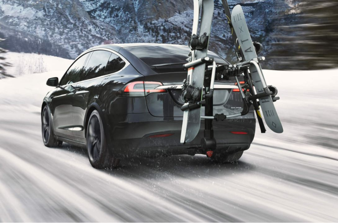 what car would santa drive - Model X