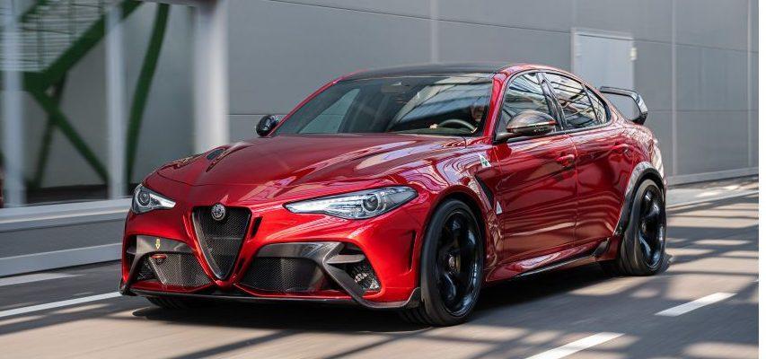 Alfa Romeo Giulia GTA release date 2021