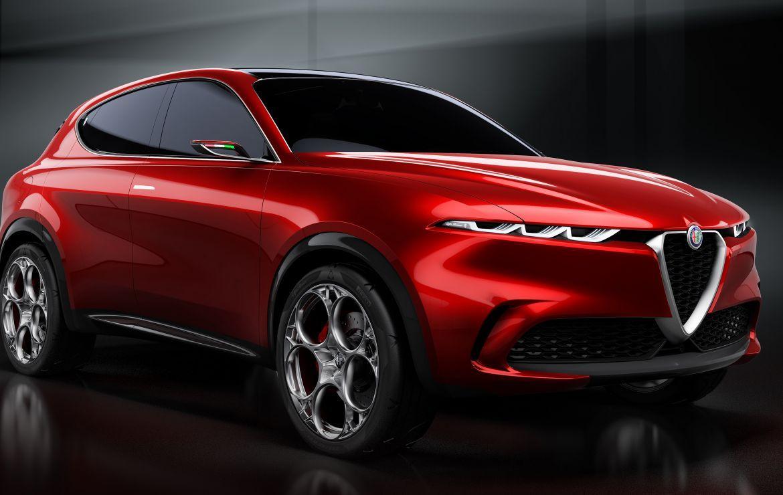 Alfa Romeo Tonale SUV Scheduled Release