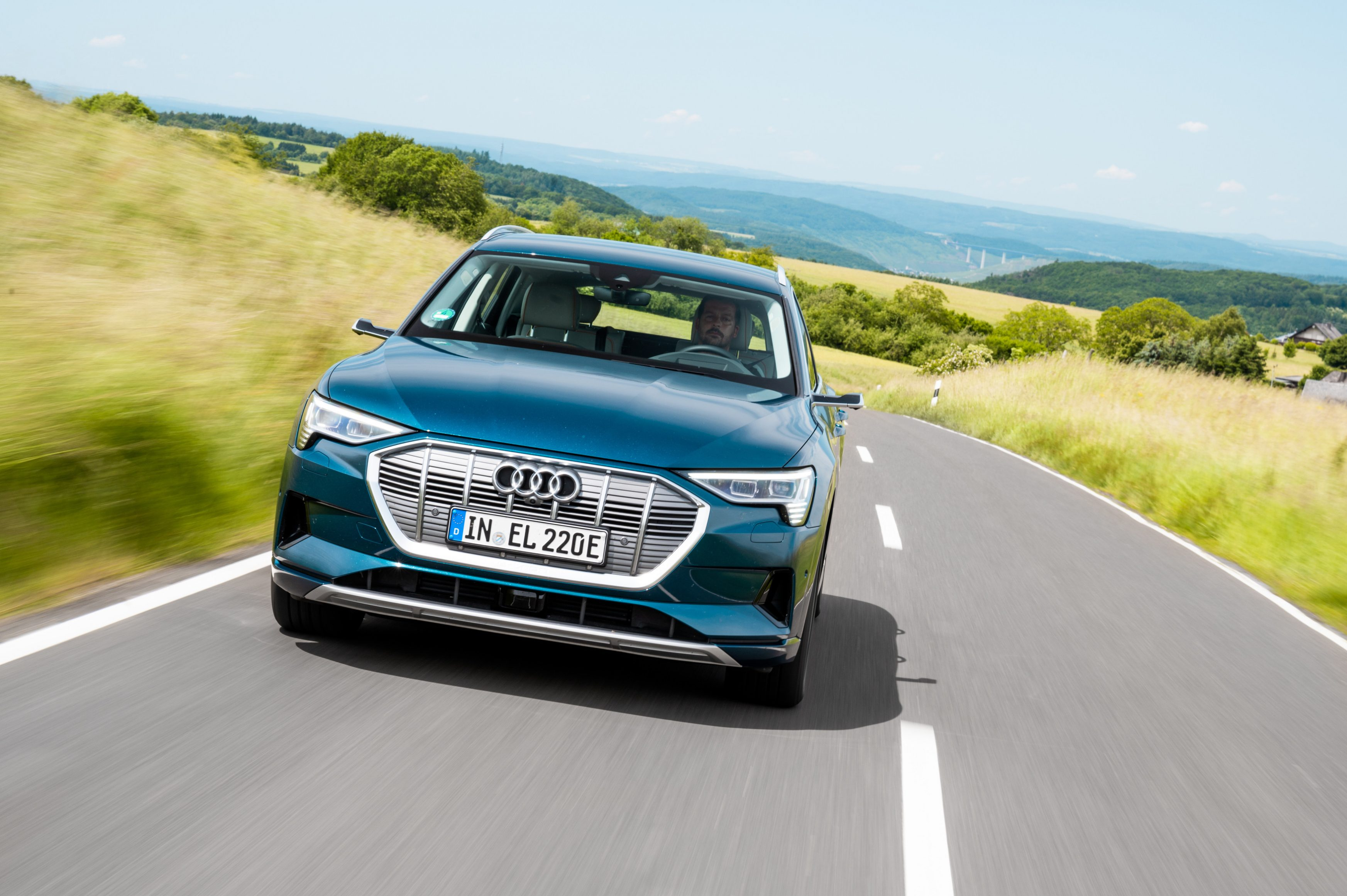 audi etron available now