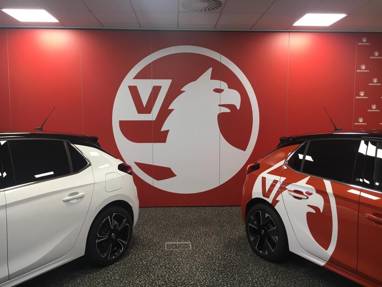 PSA virtual showroom vauxhall