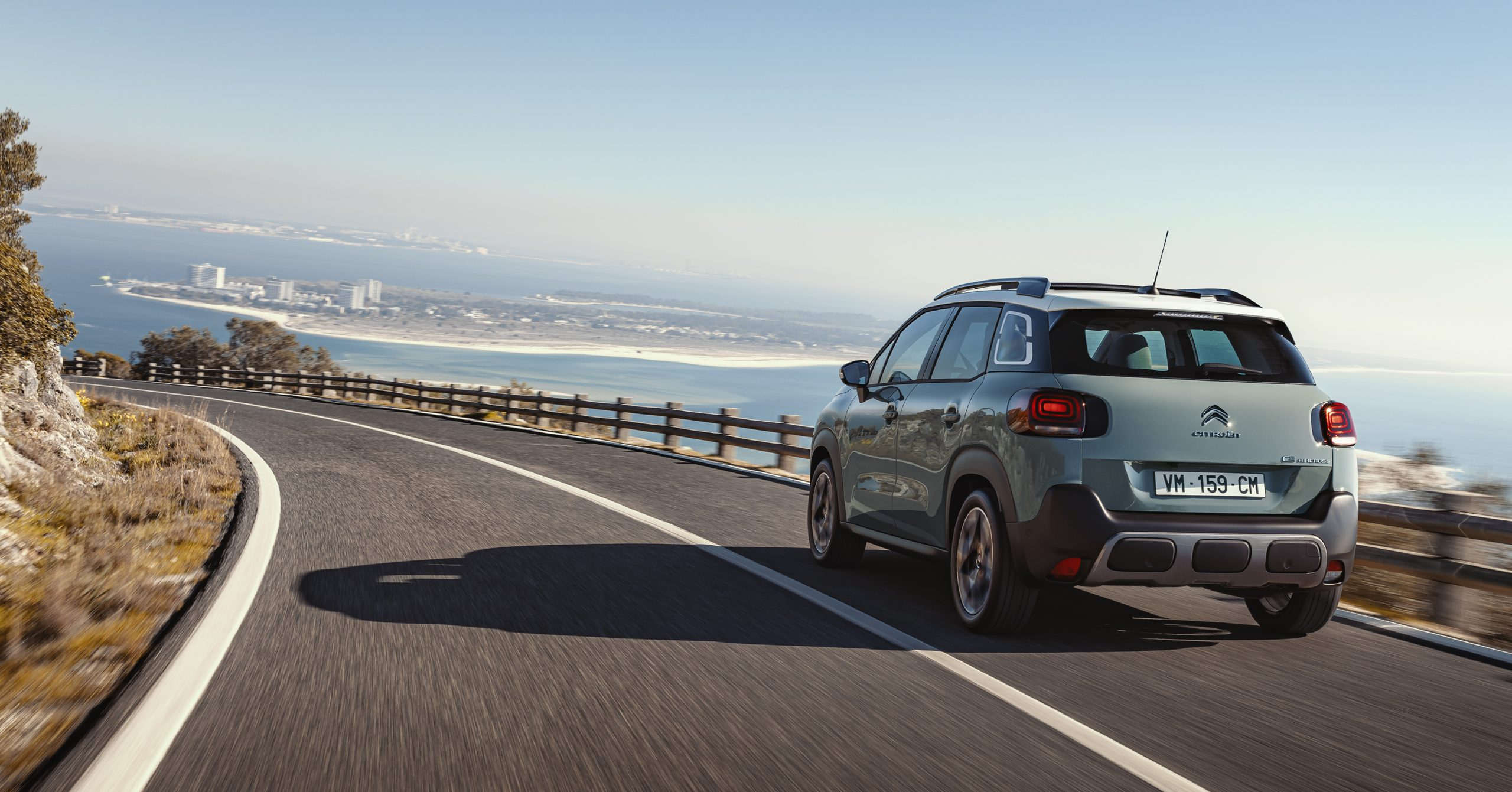 new citroën c3 aircross receives updates