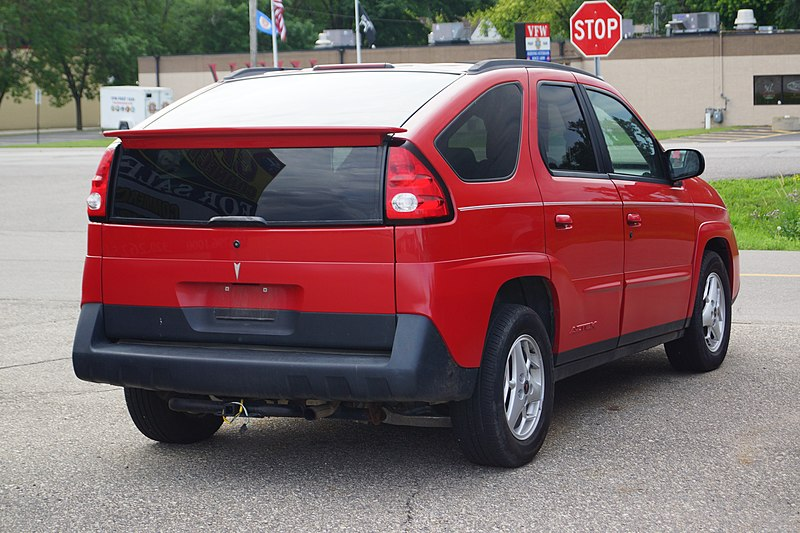 Even Breaking Bad couldn't spare the Pontiac Aztek from being omitted from our ugly cars list