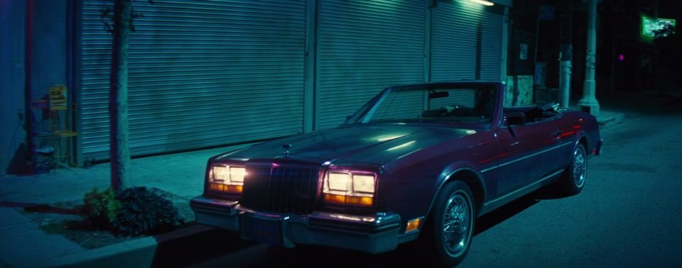 Ryan Gosling in a 1982 buick riviera is enough to melt anyone's heart this Valentine's Day
