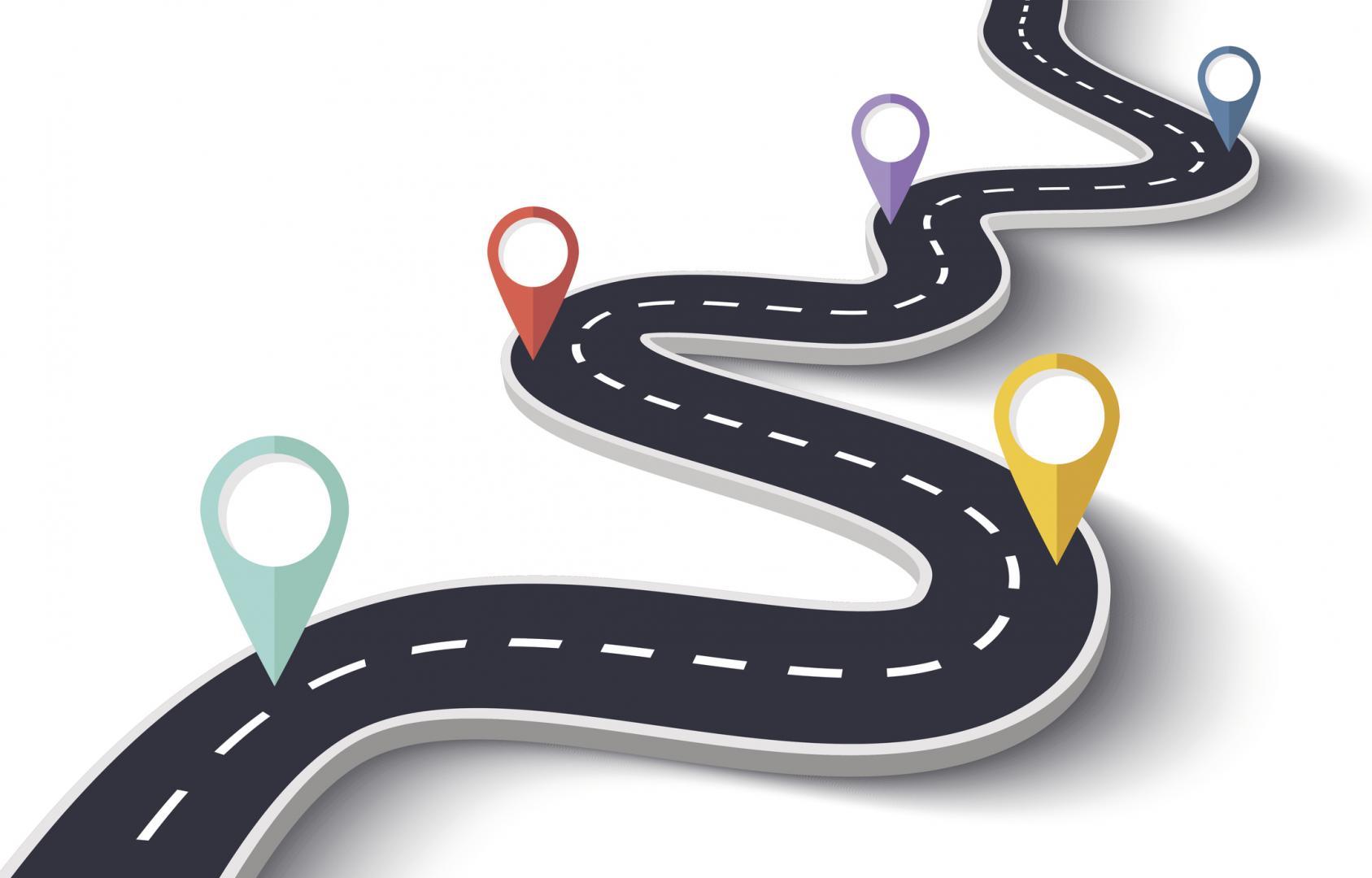 digital covid roadmap pictured