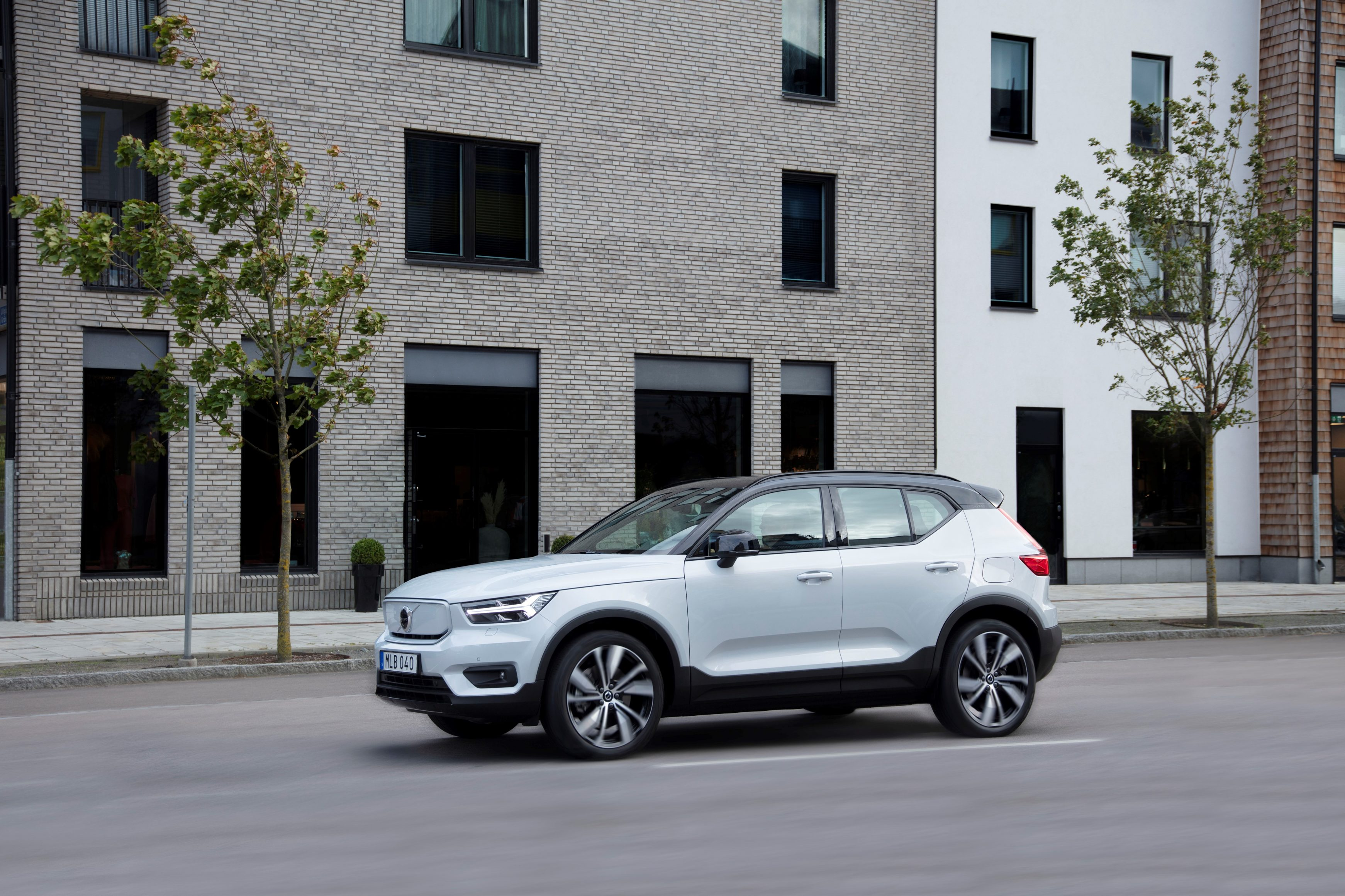 Volvo XC40 Recharge P8 AWD will be part of the brand's all-electric fleet