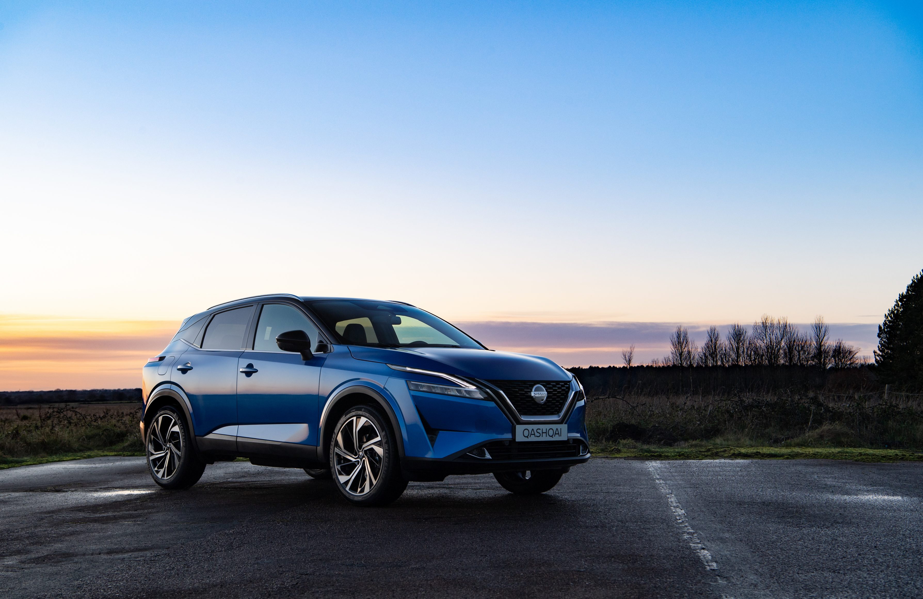 The all-new Nissan Qashqai will be available to lease this summer.