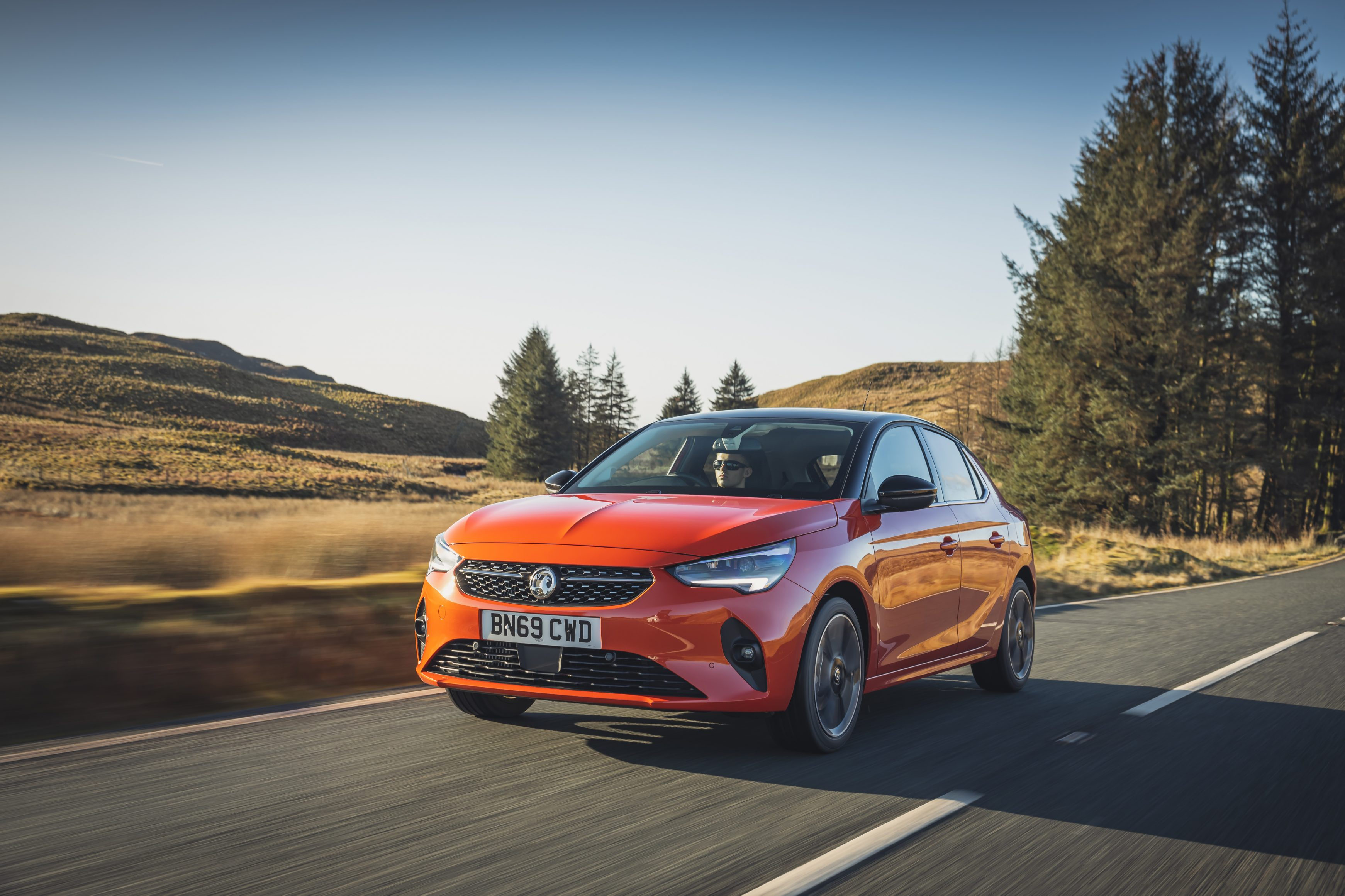 The 2021 Vauxhall Corsa has a smooth, zippy driving experience thanks to a gentle suspension and punchy engines