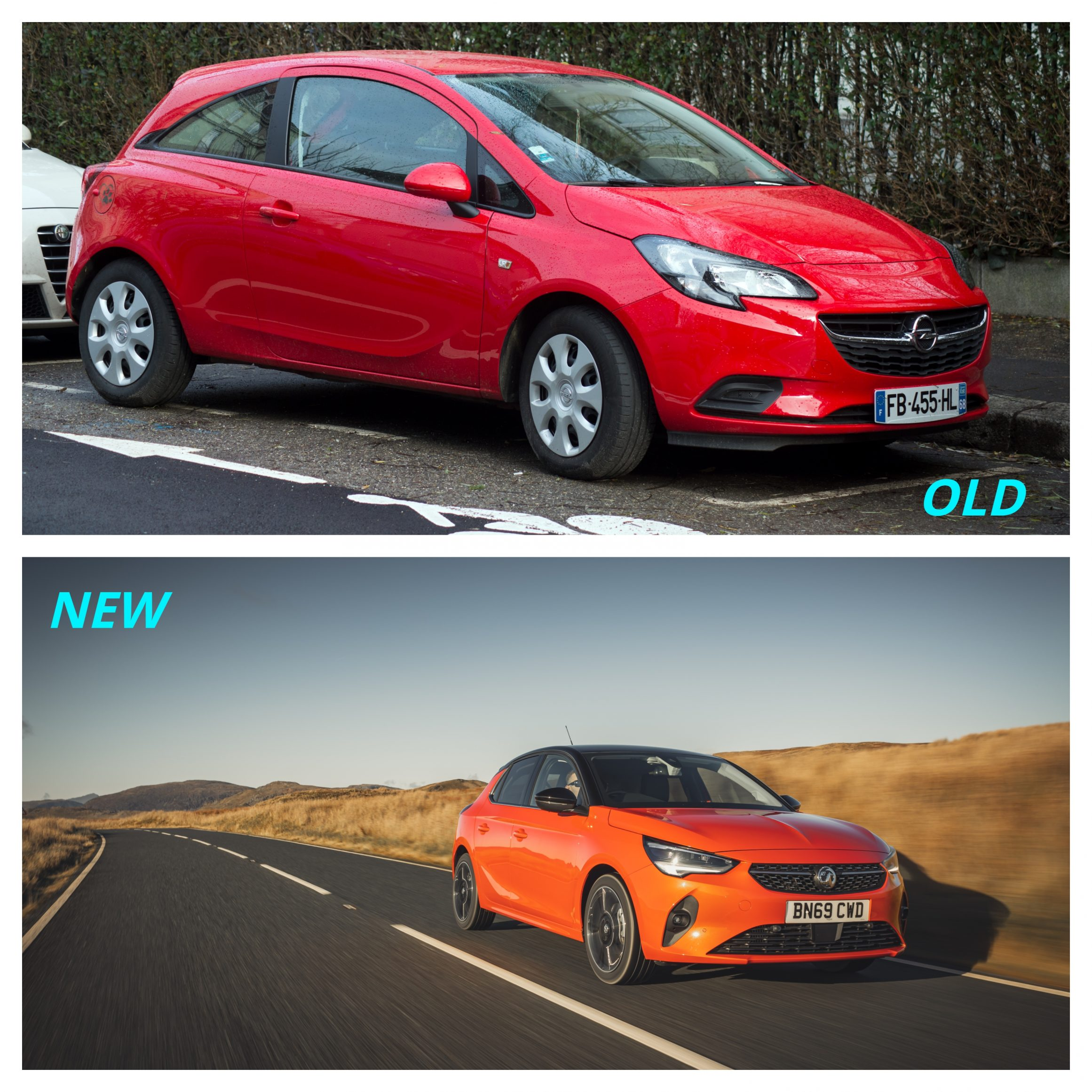 The new 2021 Vauxhall Corsa has been impressively facelifted over the years and is a great choice for a supermini