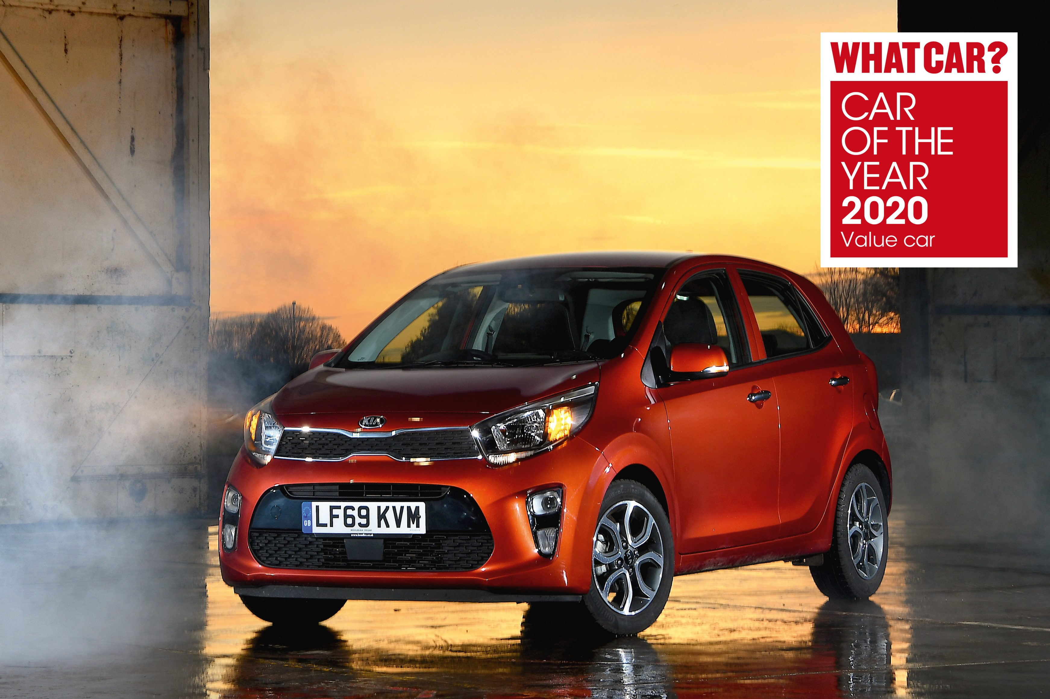 The Kia Picanto makes our best city cars list because of its incredible value for money offering