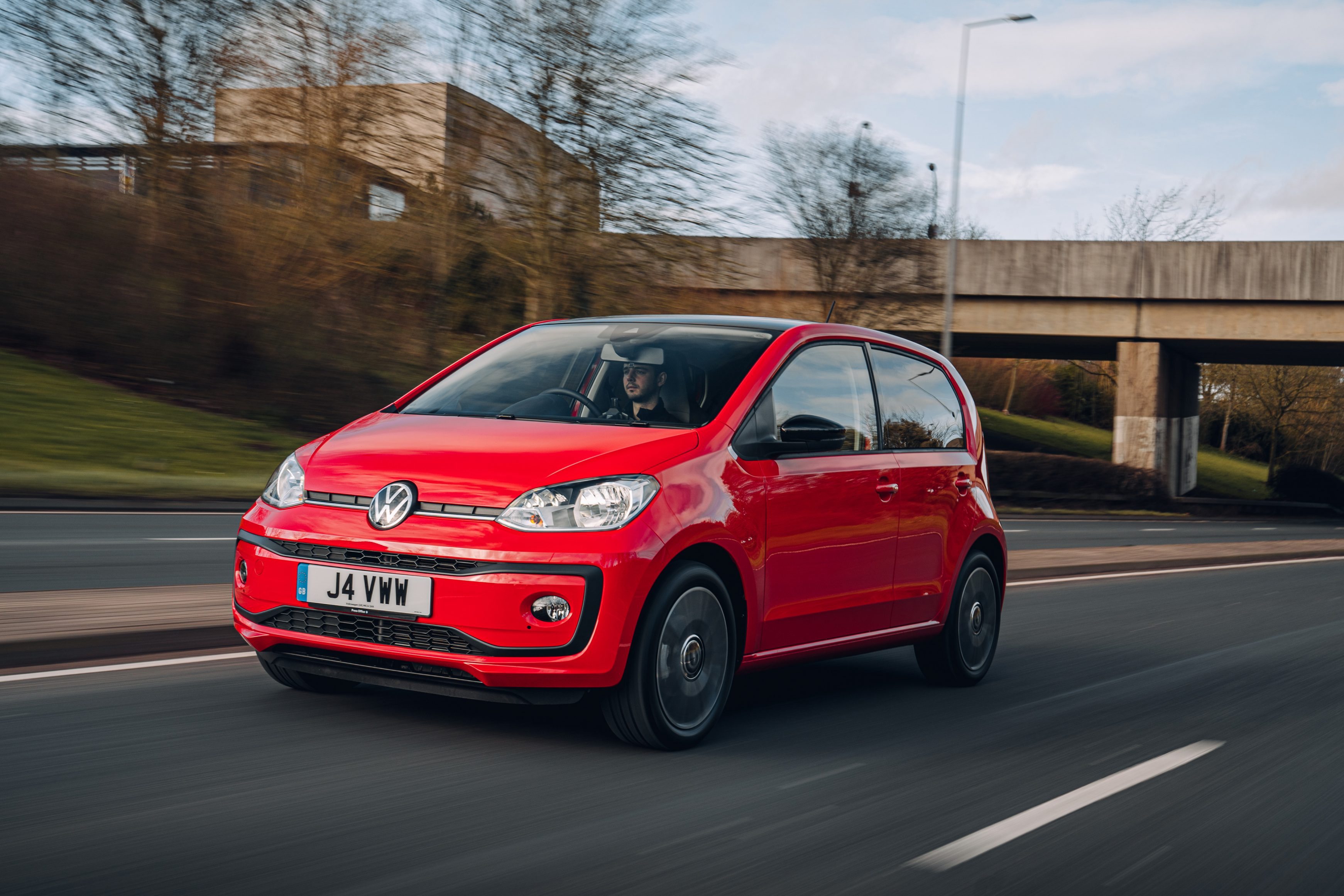 The Volkswagen Up is a premium city car that takes VW's robust, reliable build and applies it to a diddy model