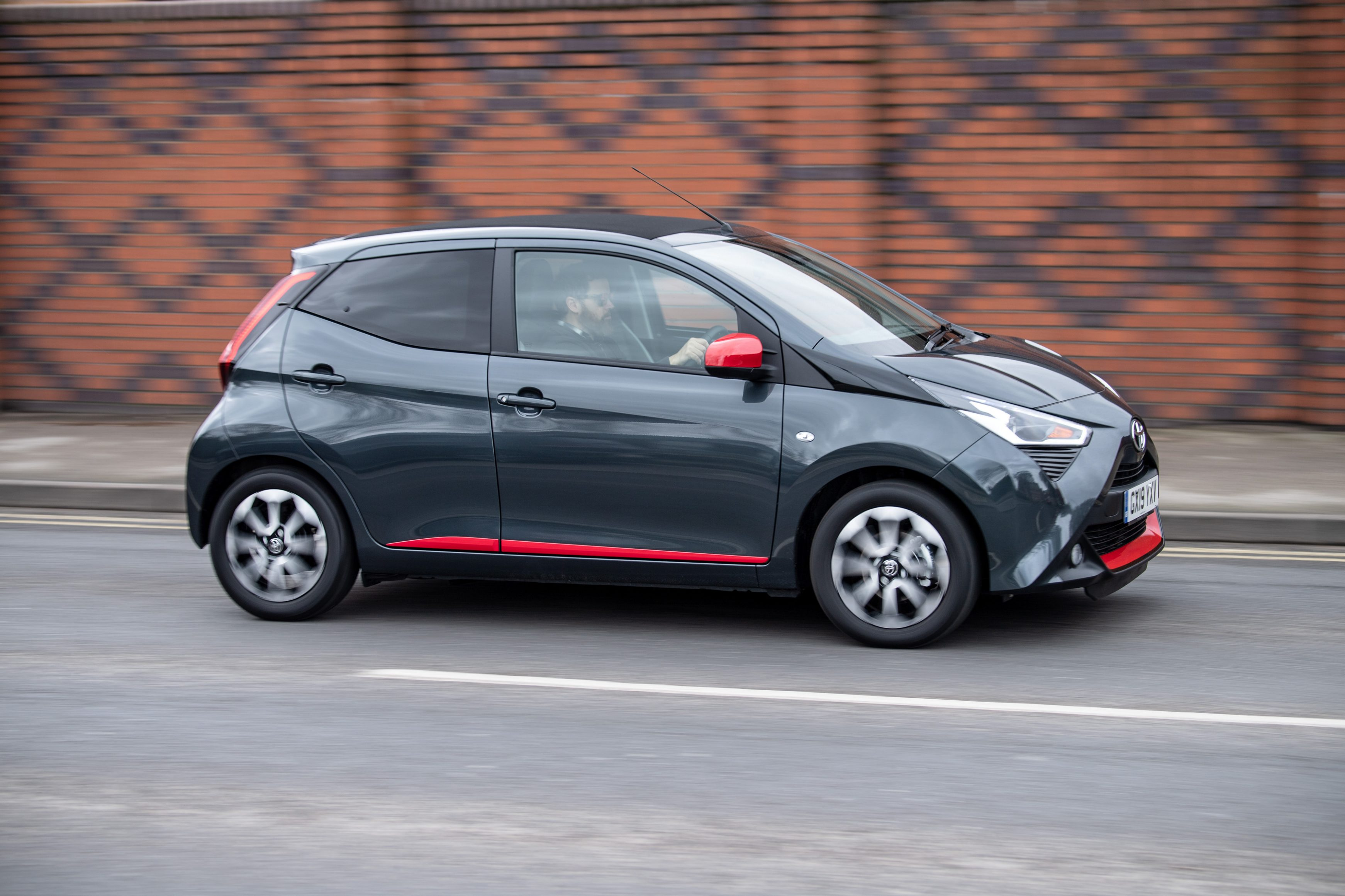 Just like its styling, the Toyota Aygo is fun and agile to drive
