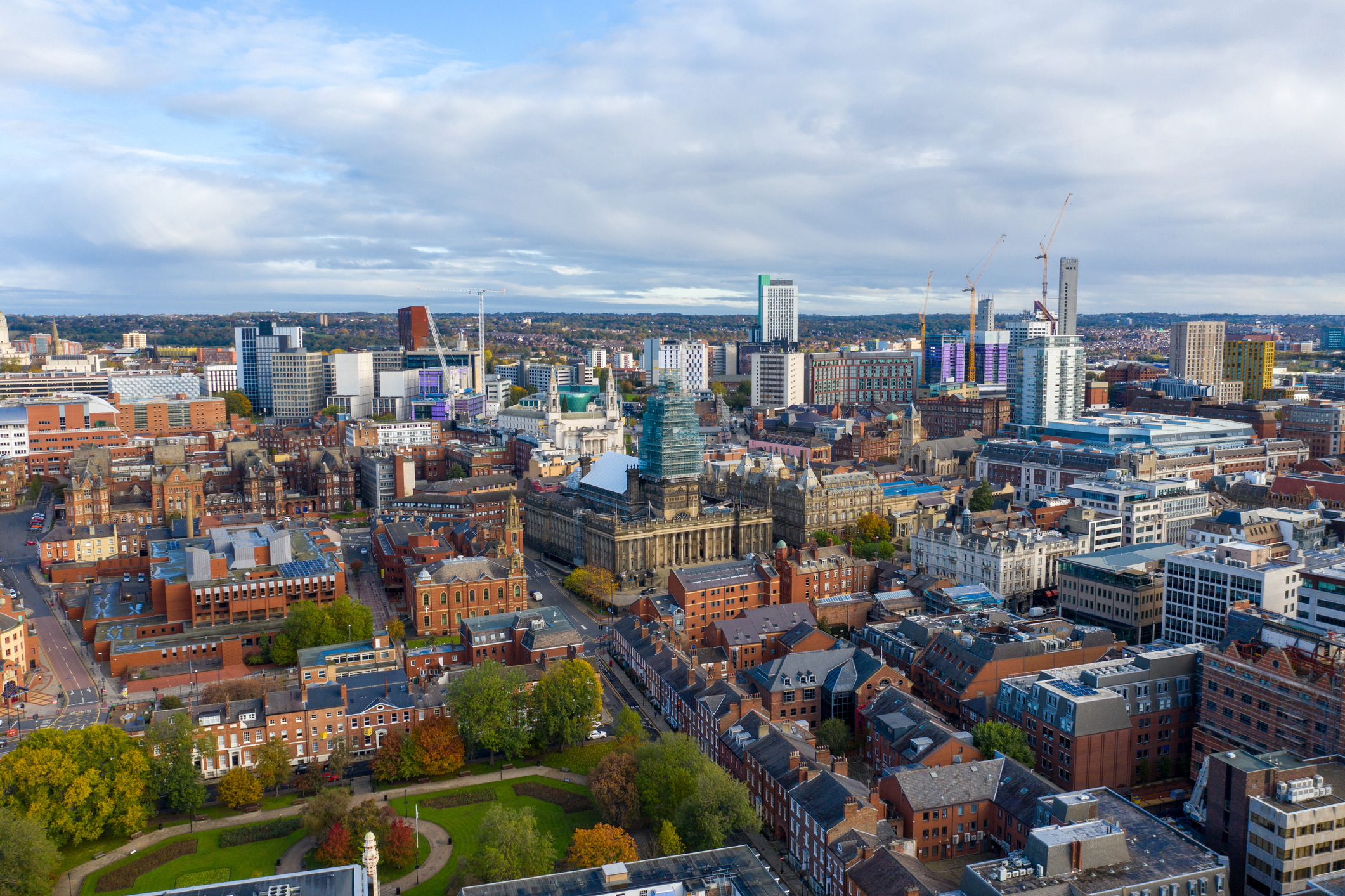 Leeds is fourth in our list of UK cities that lease the most cars
