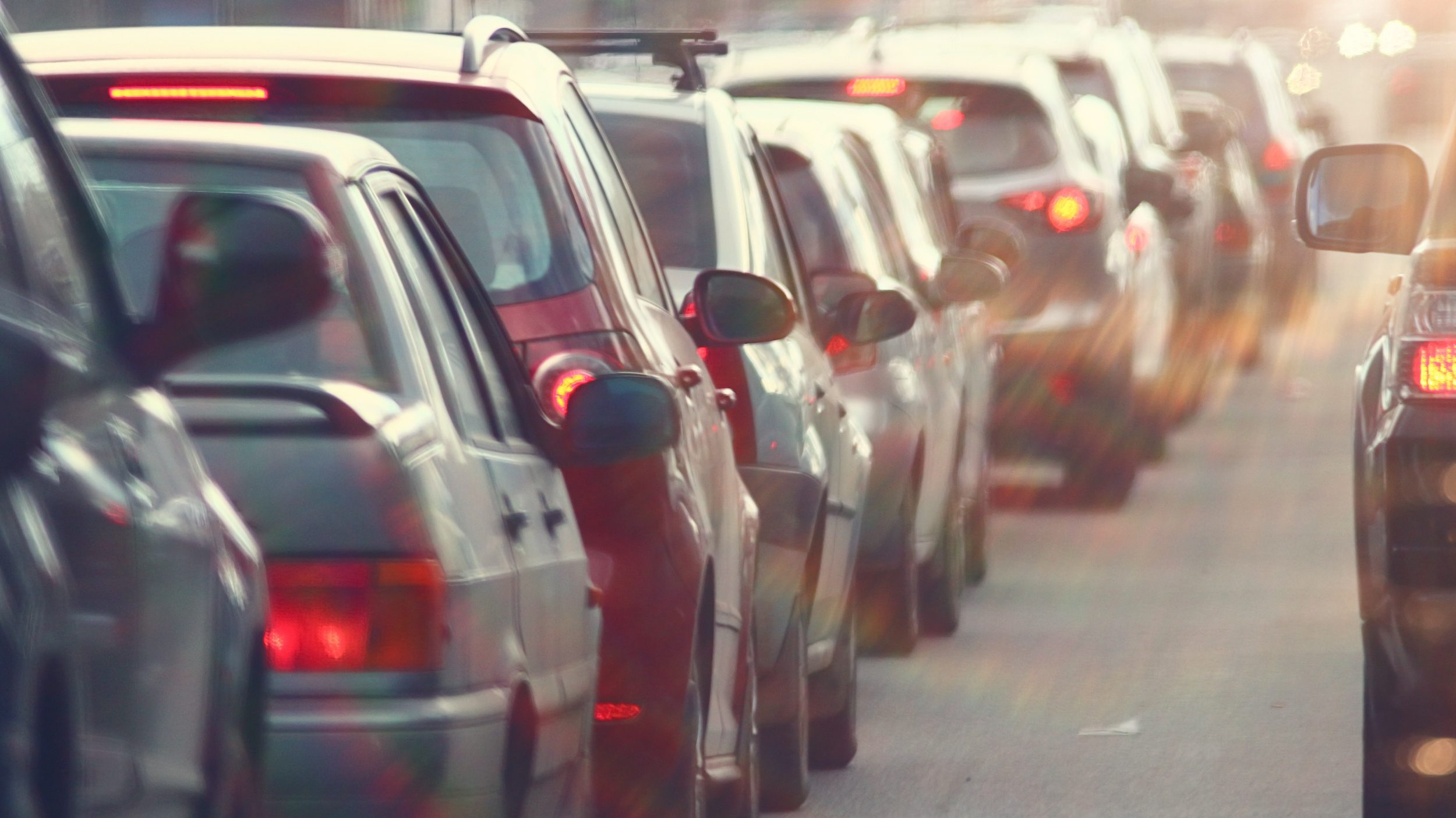 congested traffic faces higher road tax