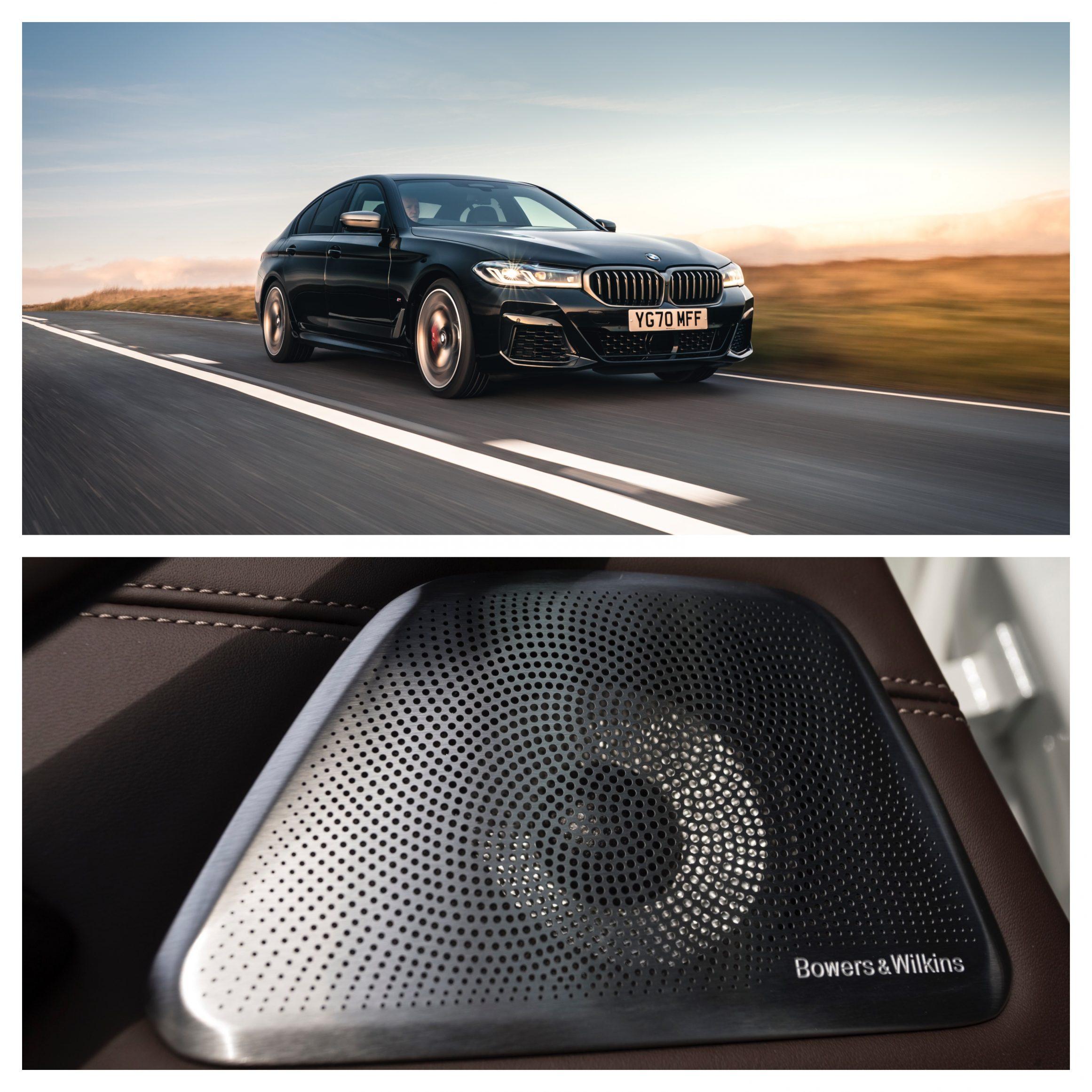 BMW 5 Series - Bowers & Wilkins
