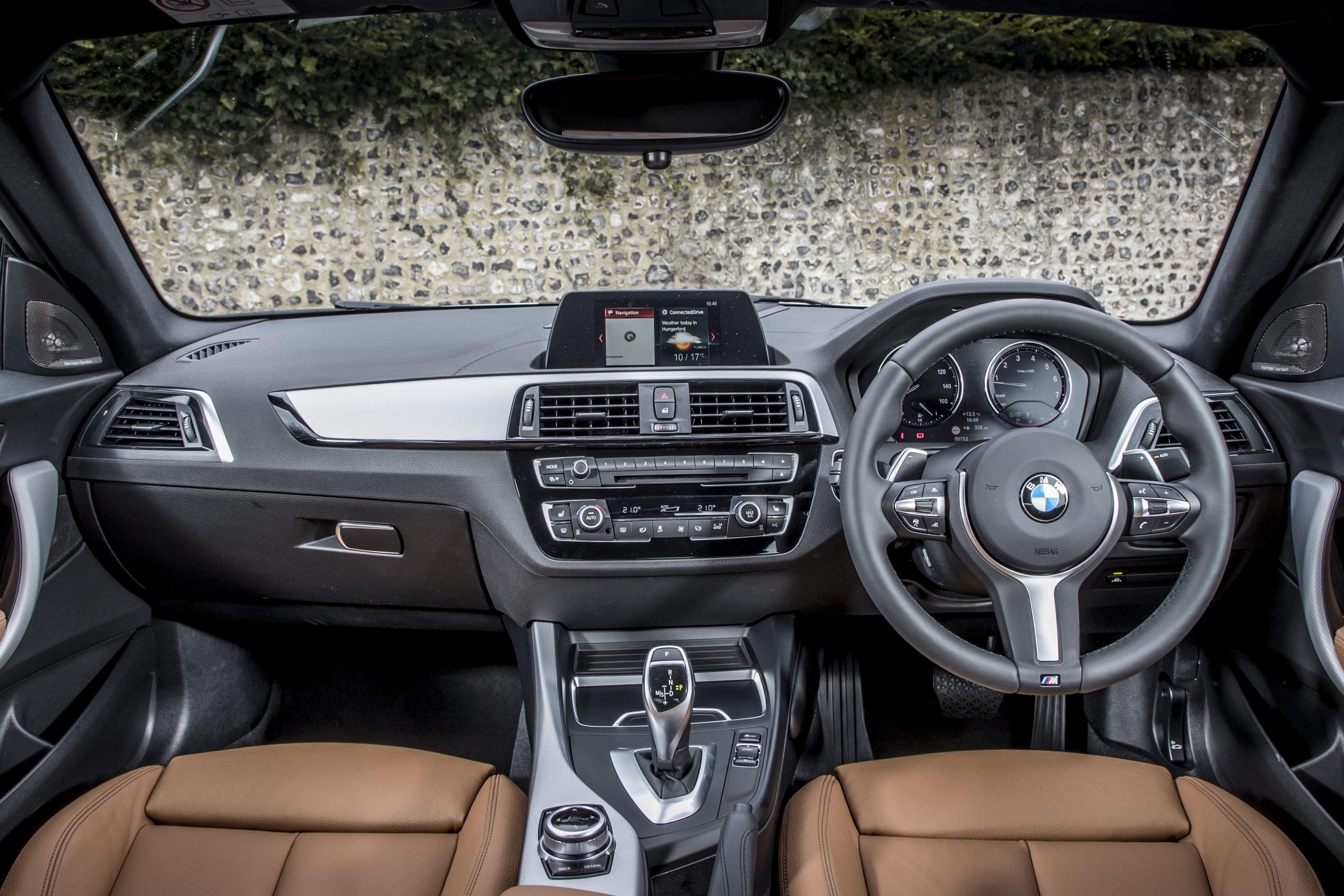 BMW 2 Series interior