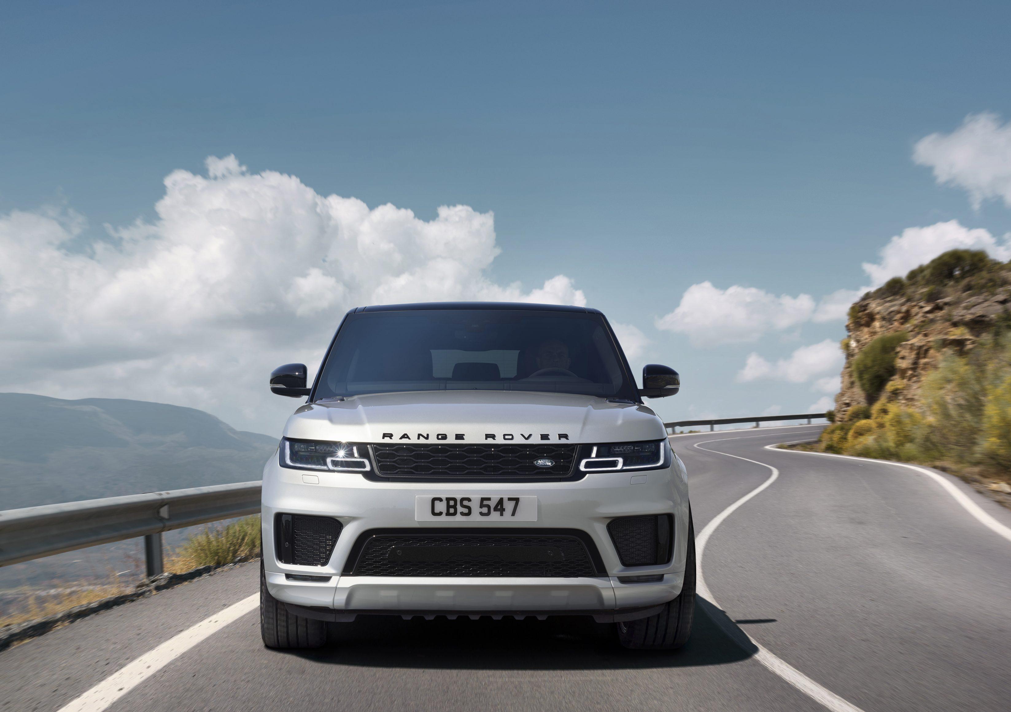 Range Rover Sport Centre-Back