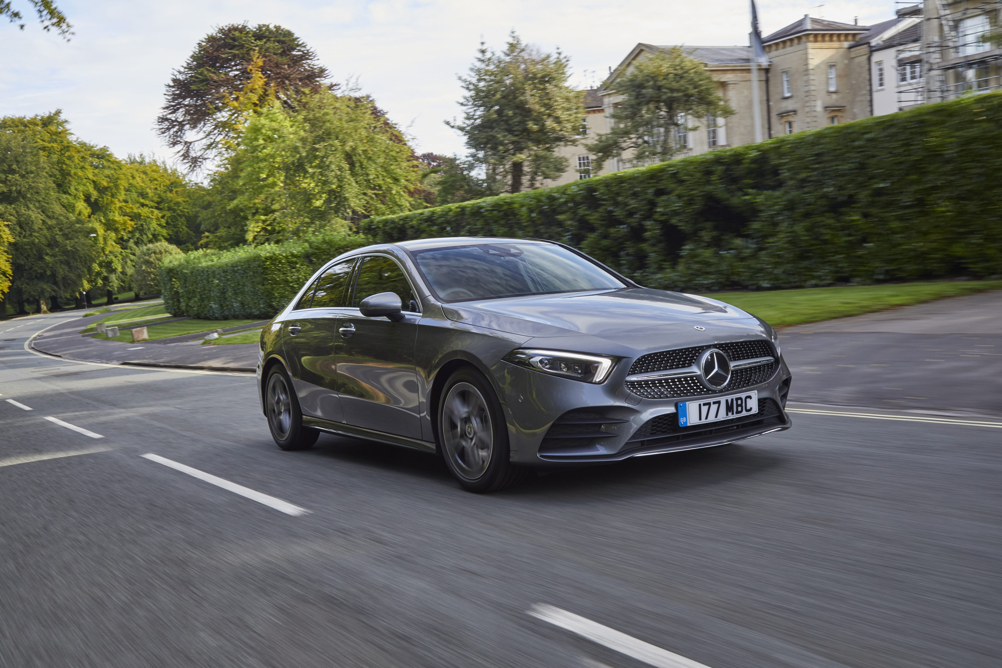 Mercedes-Benz A-Class Saloon