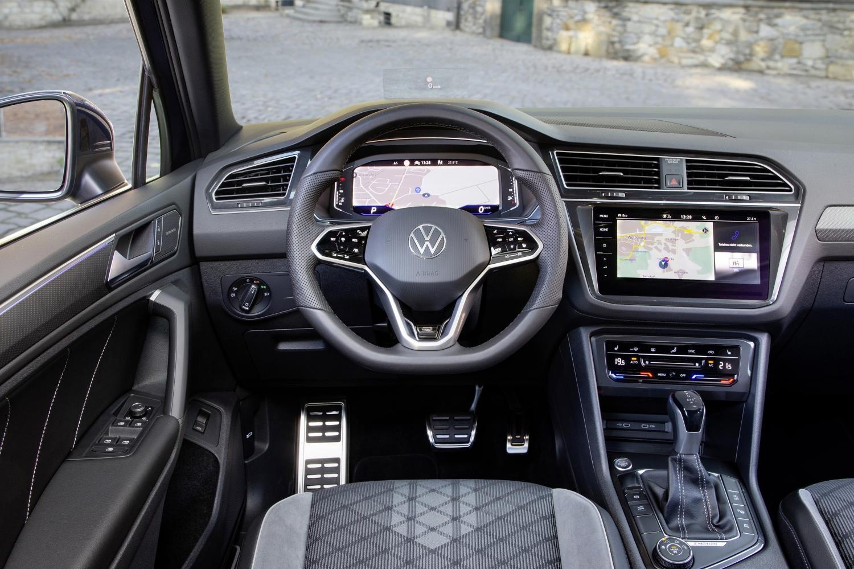 Volkswagen Tiguan Interior Design